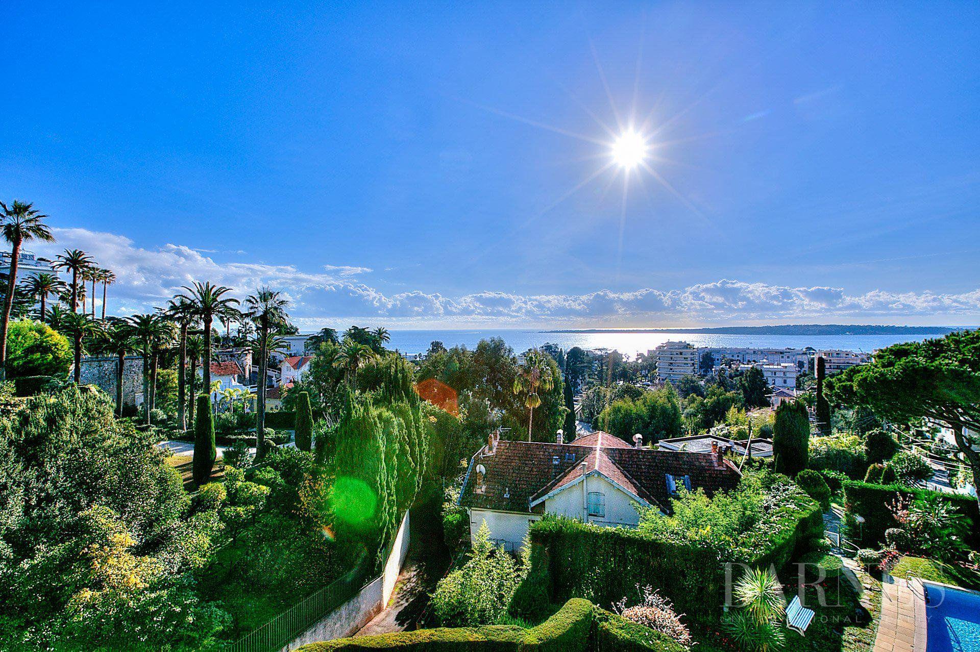 CANNES CALIFORNIE - SEA VIEW
