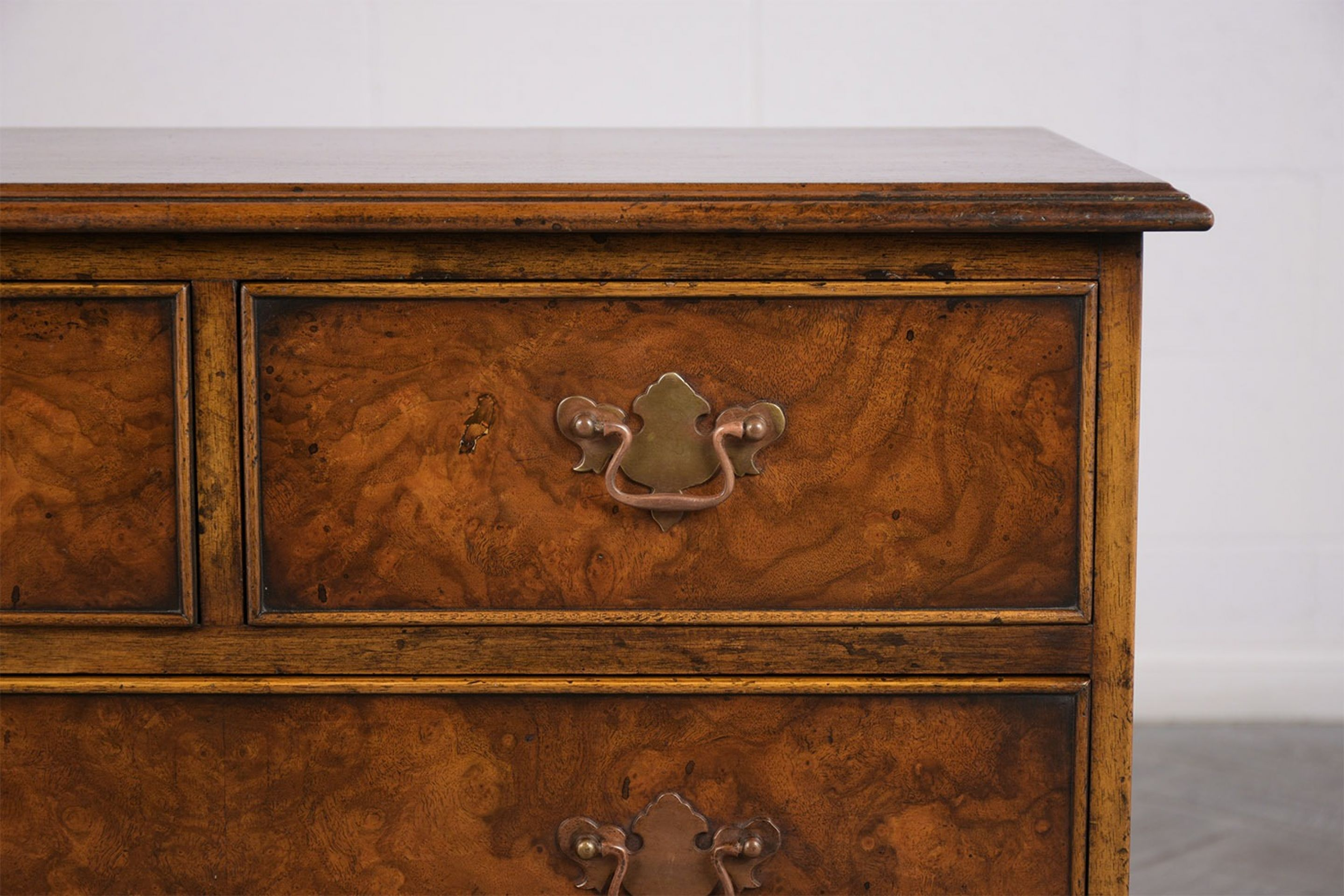 1970's Vintage Regency-Style Chest of Drawers Fully Functioning