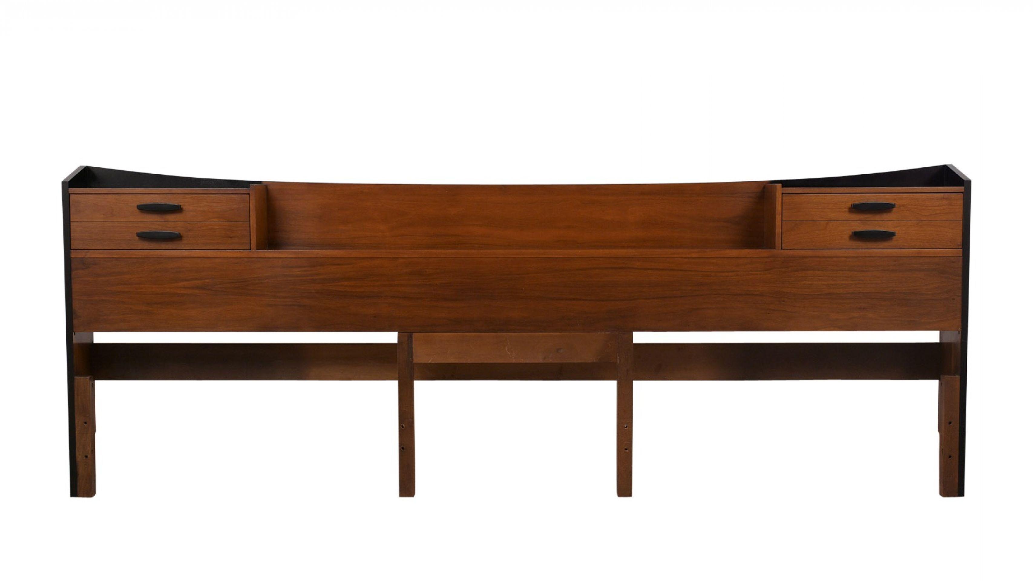 Mid Century Modern King Size Head Board