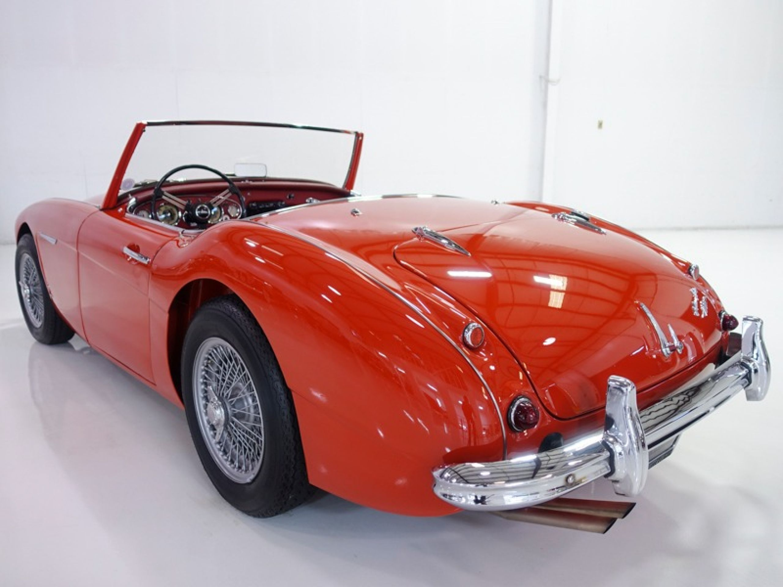 1959 Austin-Healey 100-six BN6 Roadster