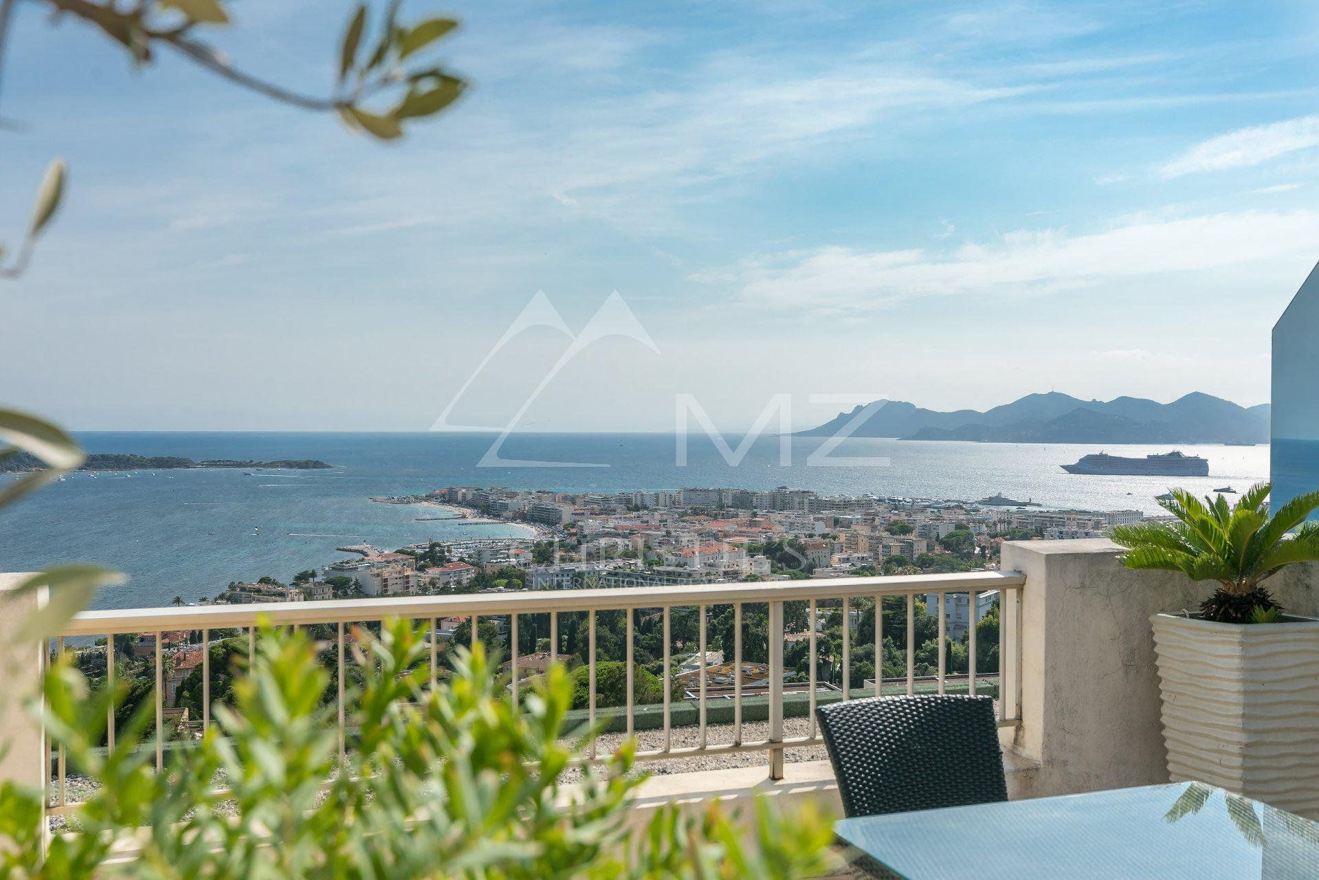 Cannes - Californie - Stunning duplex