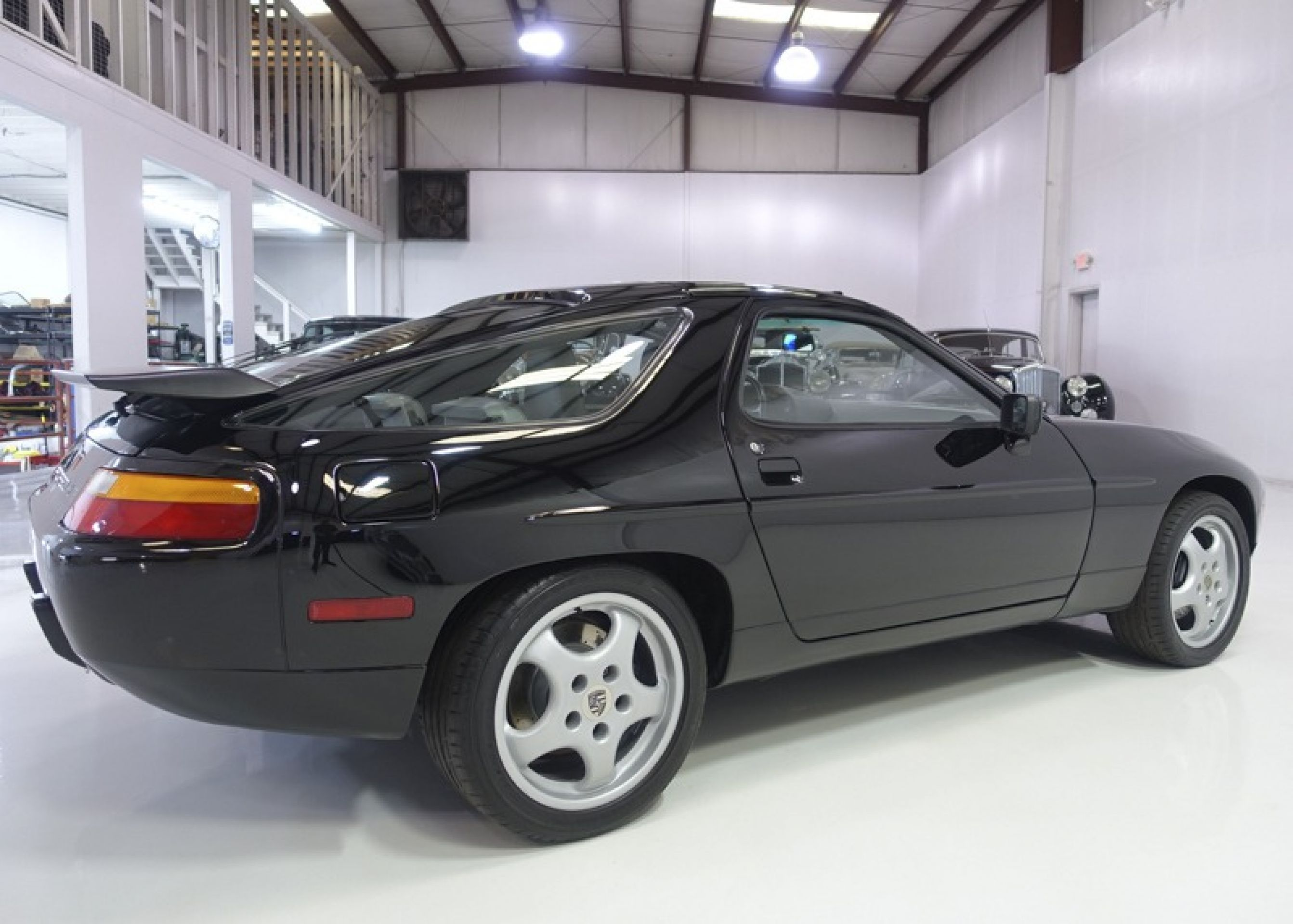 1988 Porsche 928 S4 Sunroof Coupe