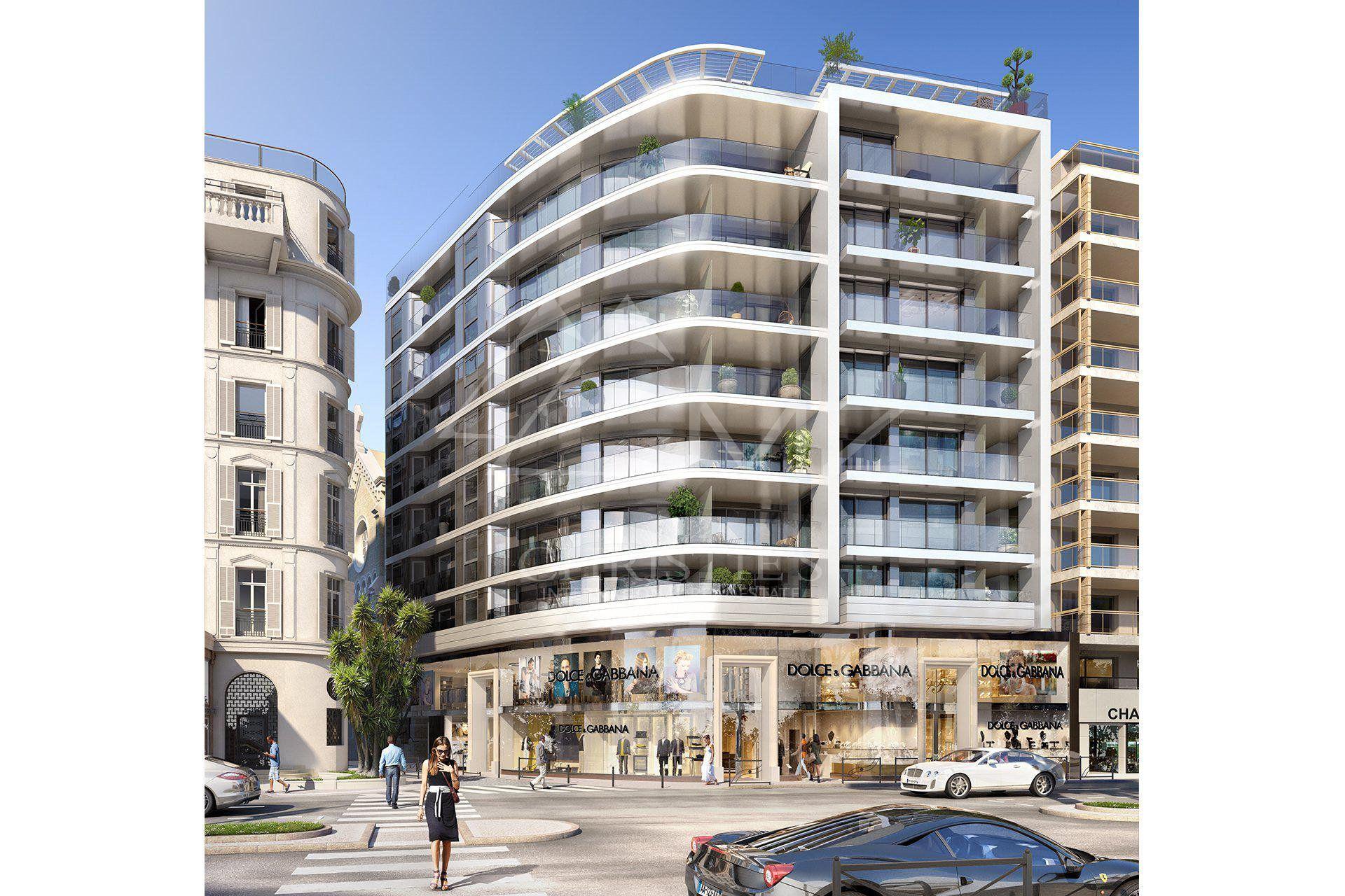Cannes - Croisette - Penthouse