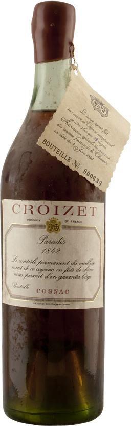 Cognac 1842 Croizet B. Léon