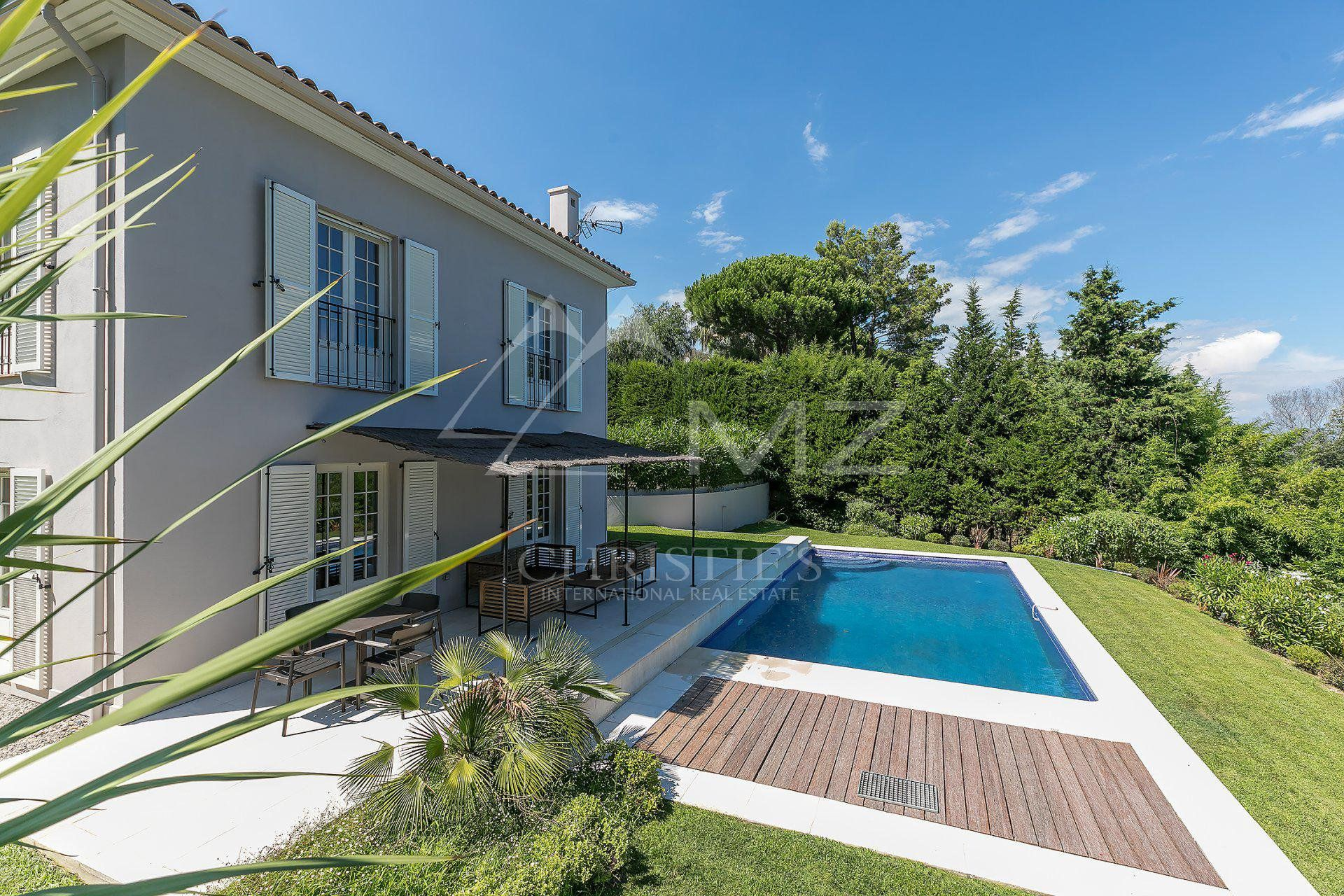 Cannes - Super Cannes - Newly built villa