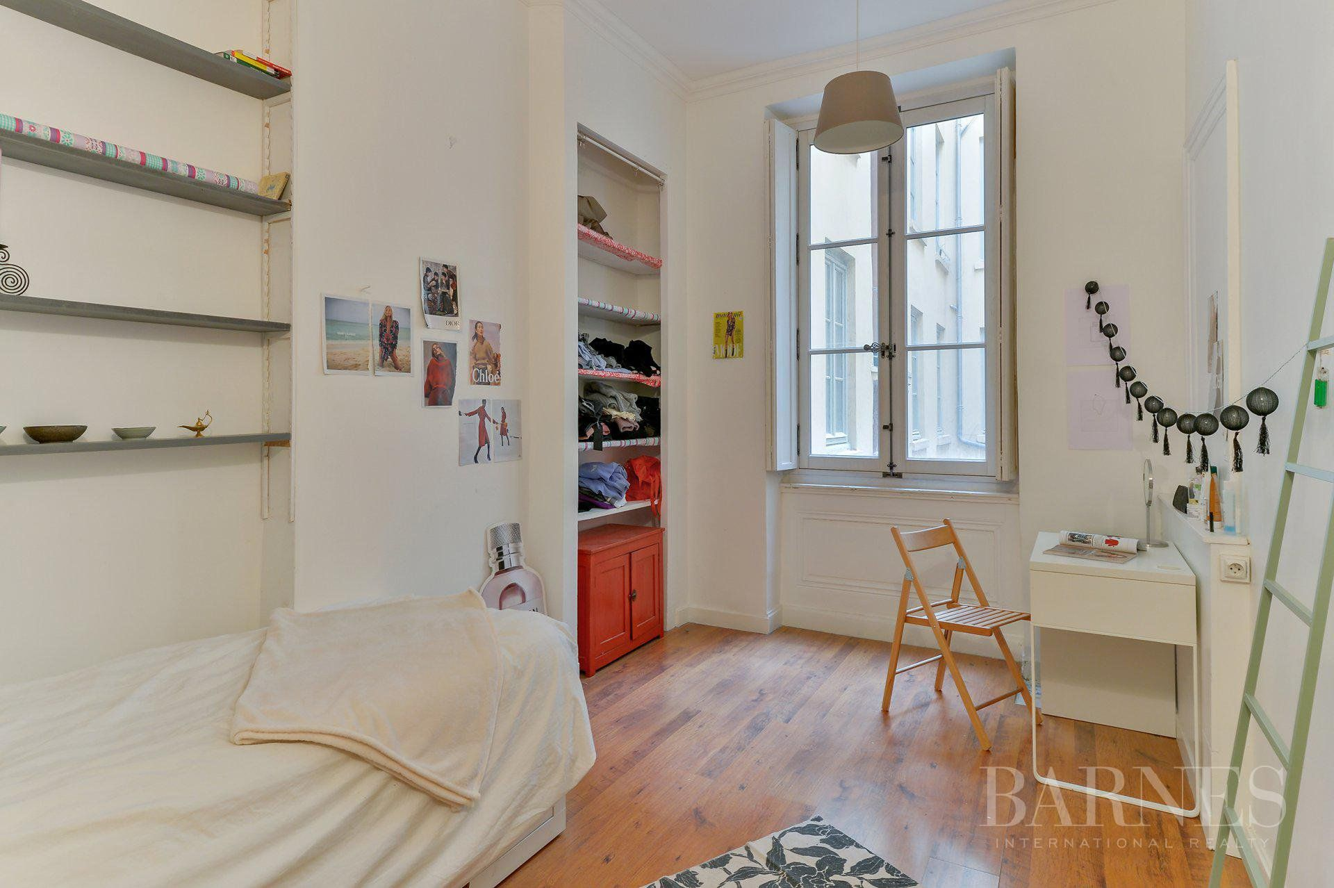 Lyon 2 - Ainay - 165 sqm family apartment - 4 bedrooms