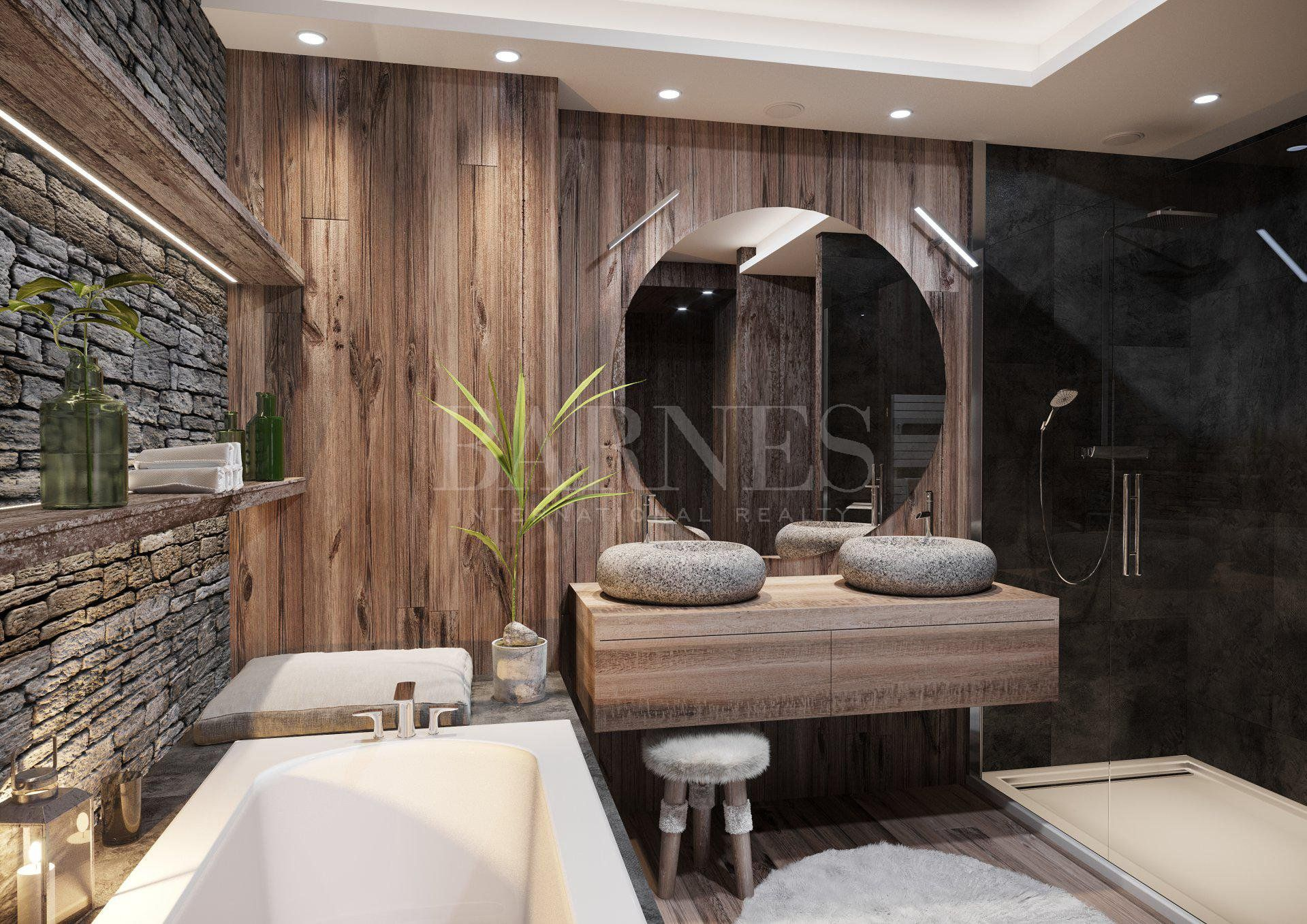 Stunning 5 en suite bedroom duplex- SPA