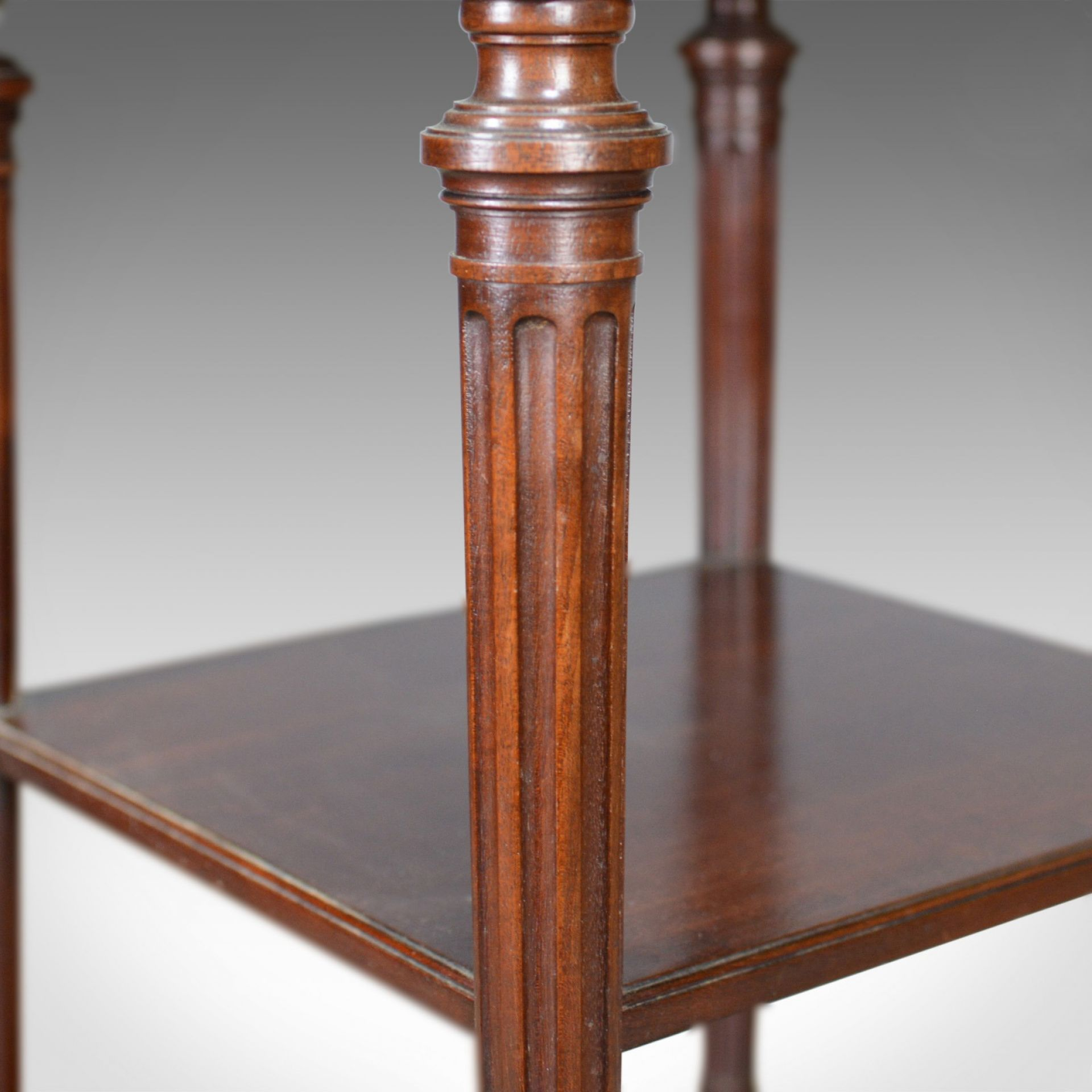 Vintage French, Marble Top, Display Table, Art Deco Period, Circa 1940