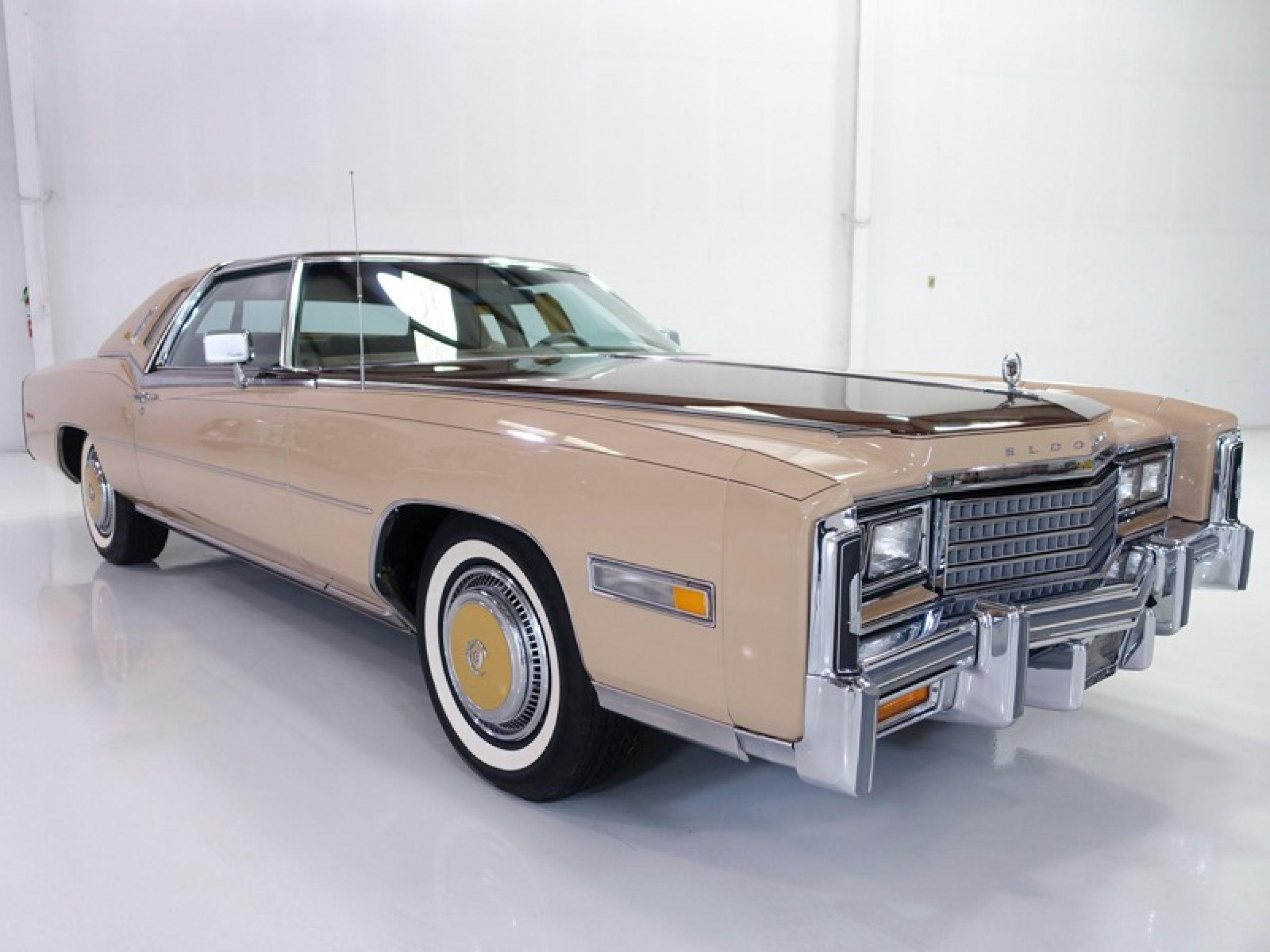 1978 Cadillac Eldorado Custom Biarritz Classic