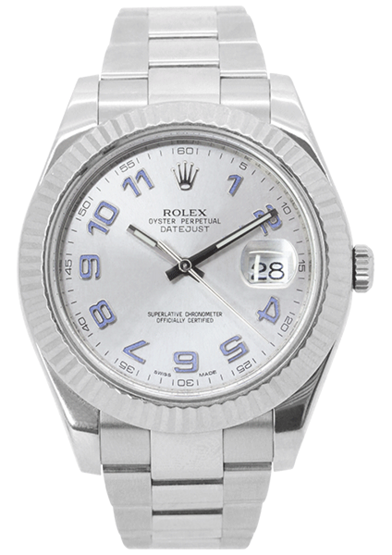 Rolex Oyster Perpetual Datejust II Stainless Steel 116334