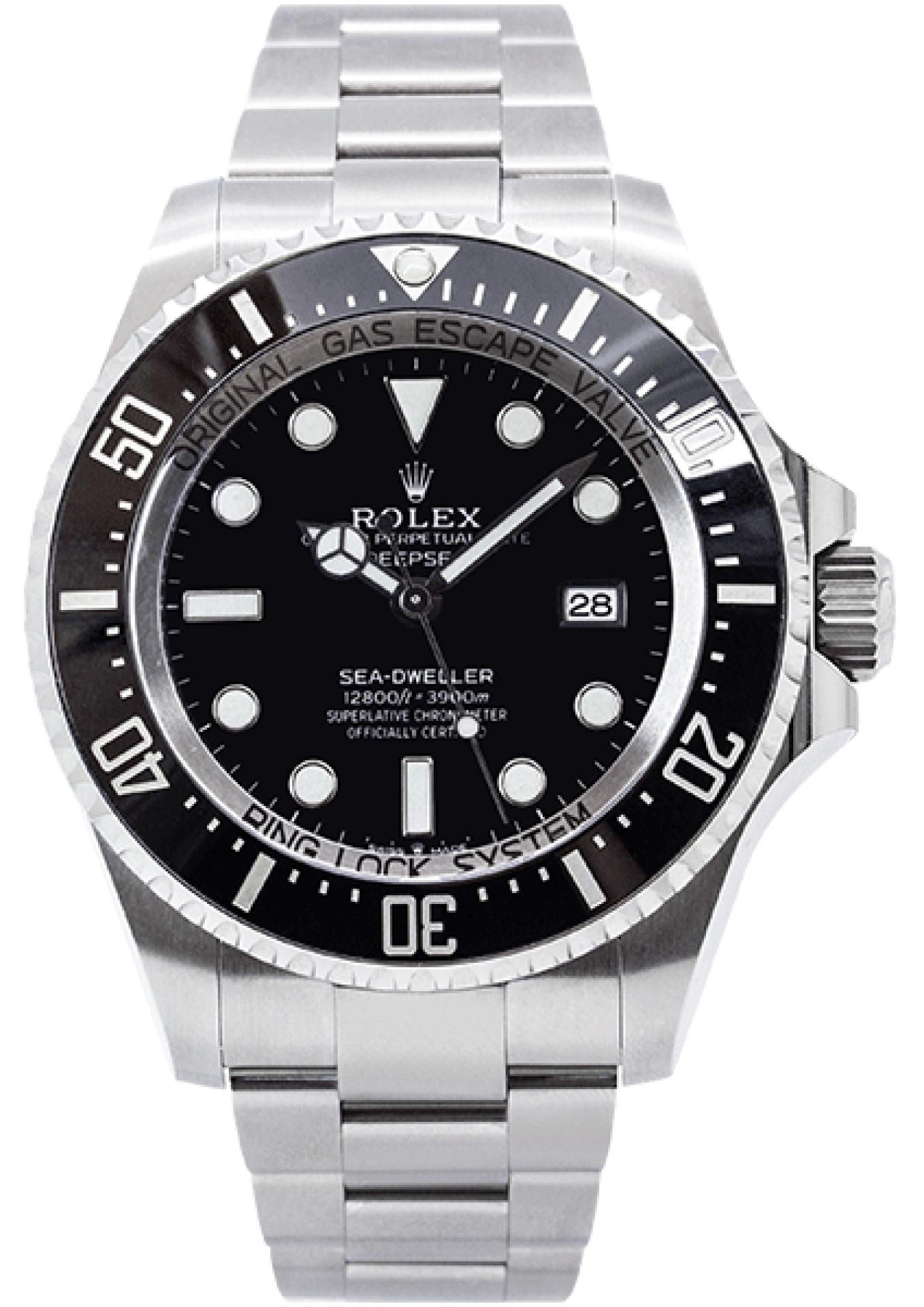 Rolex Oyster Perpetual Sea-Dweller Deepsea 126660
