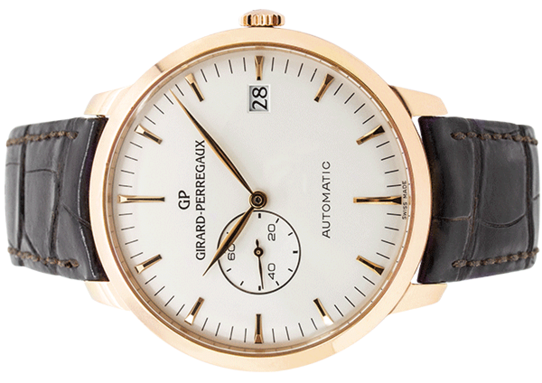 Girard Perregaux 1966 Date Small Seconds Men's Watch