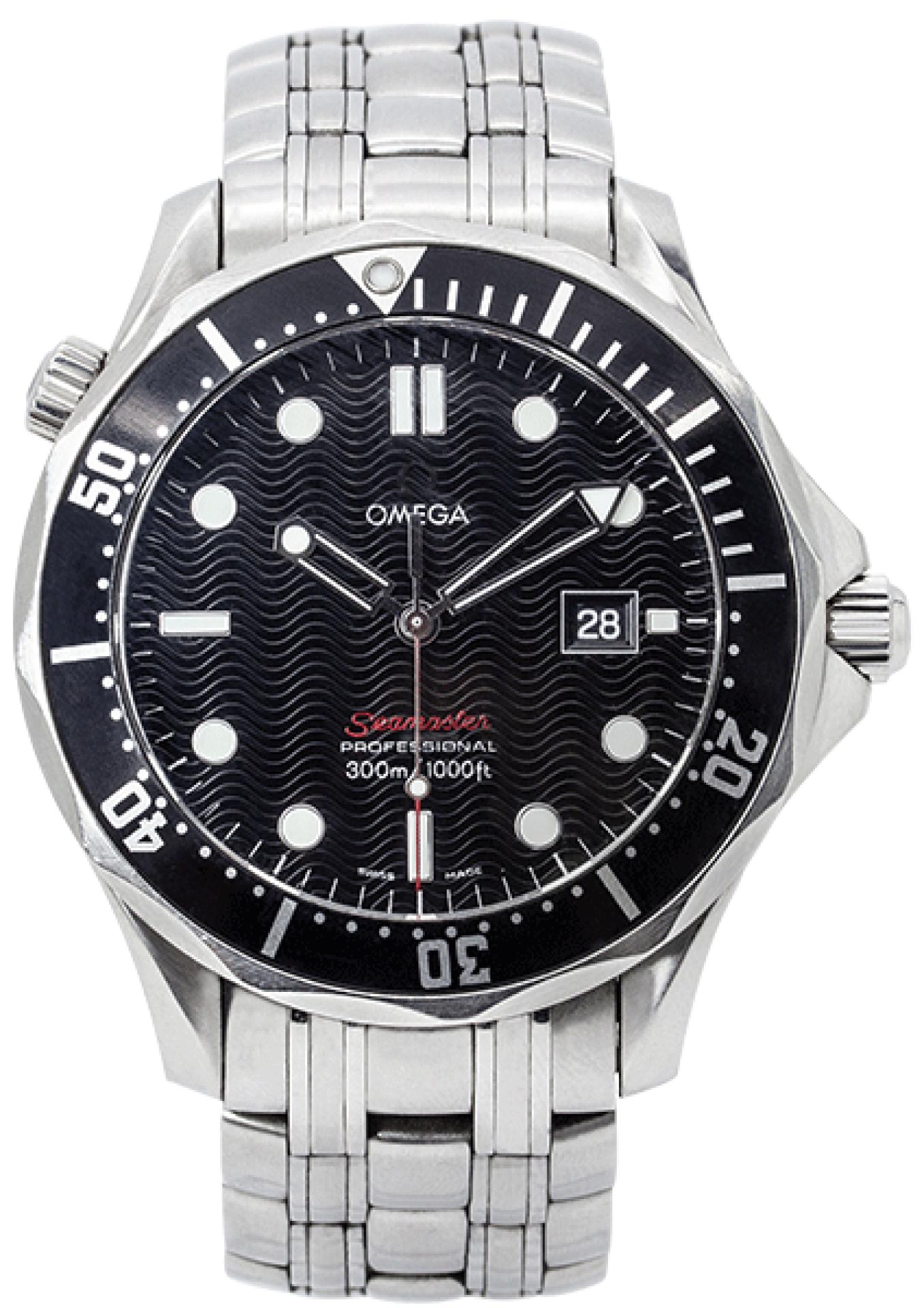 Omega Seamaster Diver 300M Quartz
