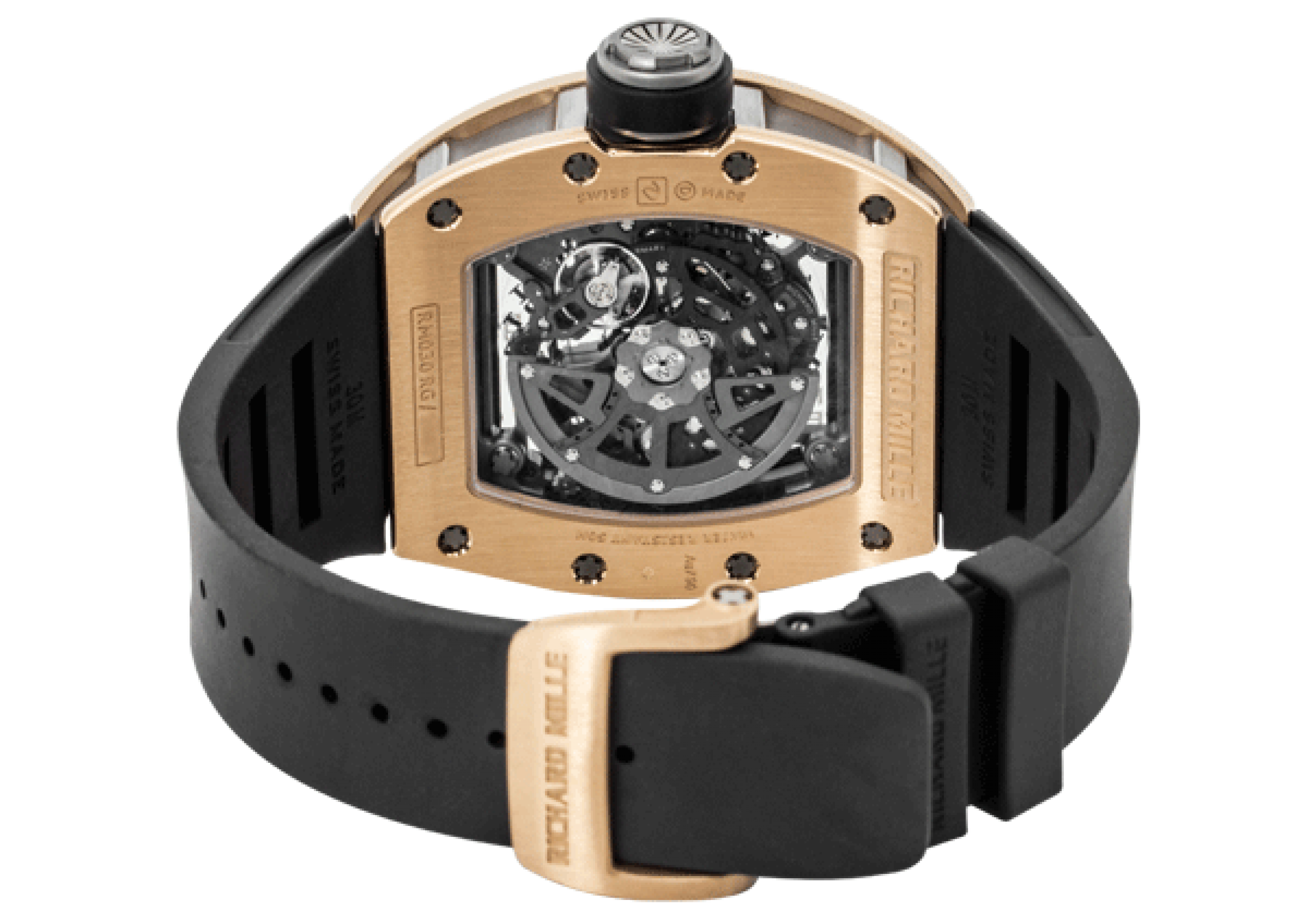 Richard Mille RM 030 Rose Gold Automatic.