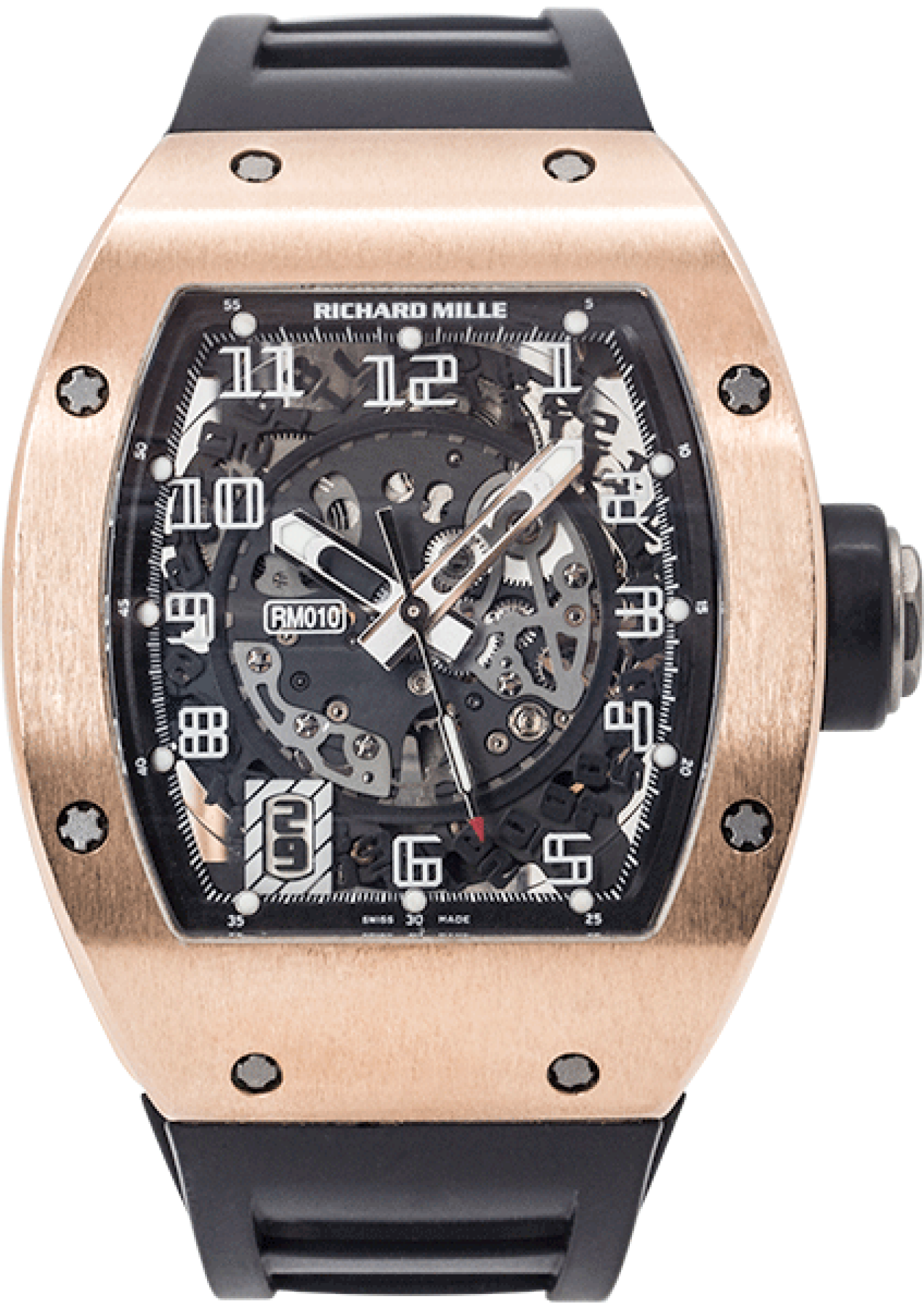 Richard Mille RM 010 Automatic Rose Gold AH RG.