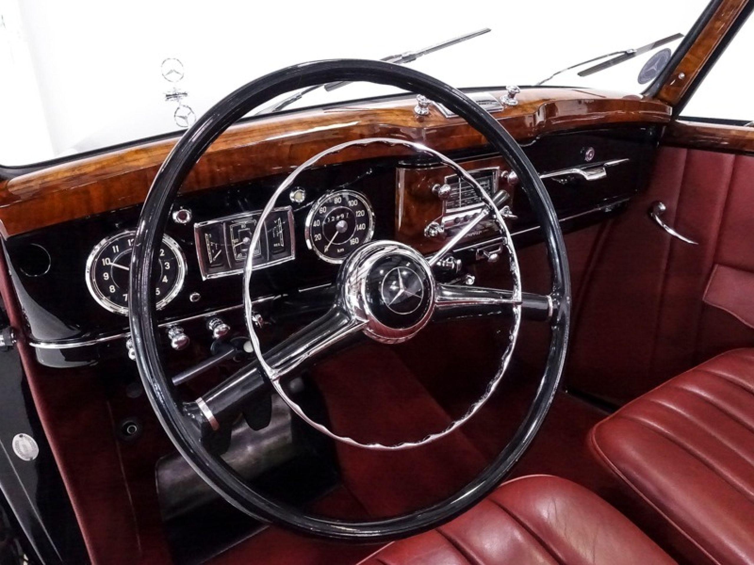 1952 Mercedes-Benz 220 Cabriolet B