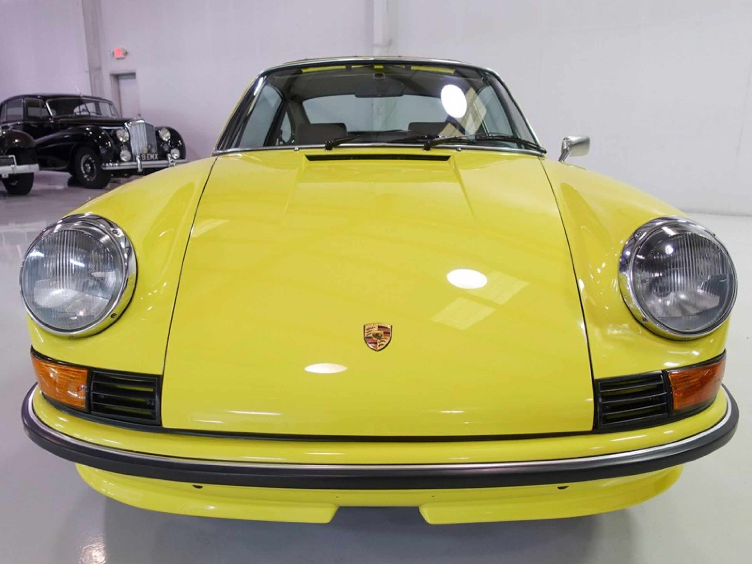 1973 Porsche 911S Sunroof Coupe
