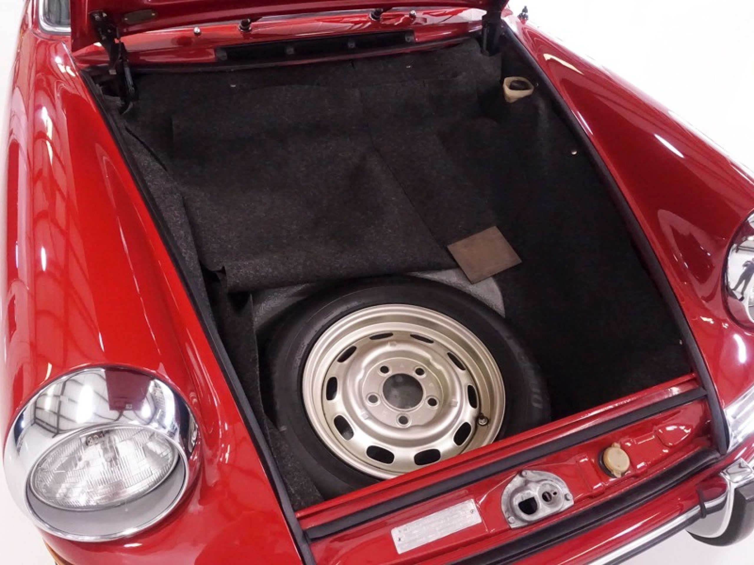 1969 Porsche 911T Coupe by Karmann