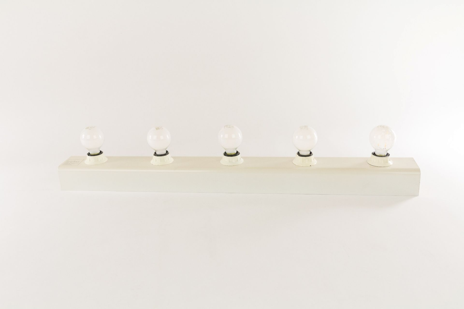 A pair of wall lamps Model 50 by Gino Sarfatti for Arteluce, 1968