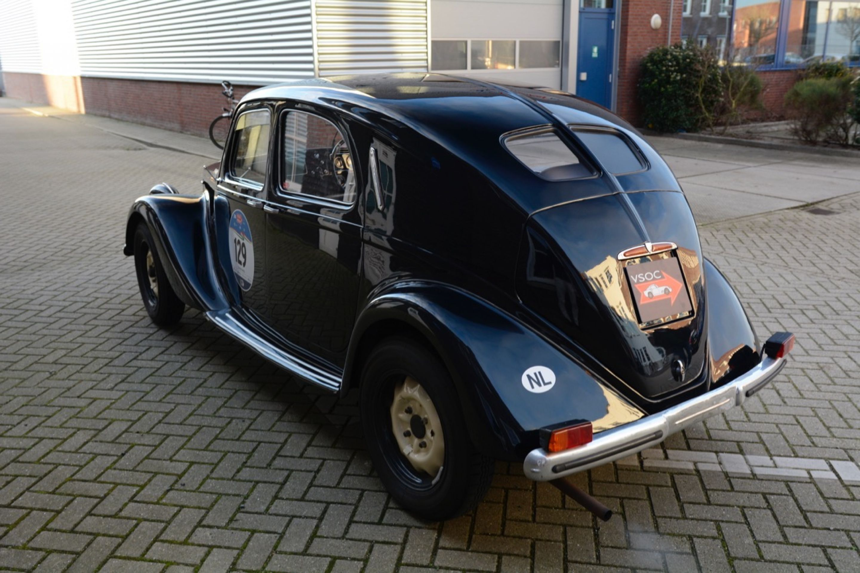 Lancia Aprilia 1st Series 1938