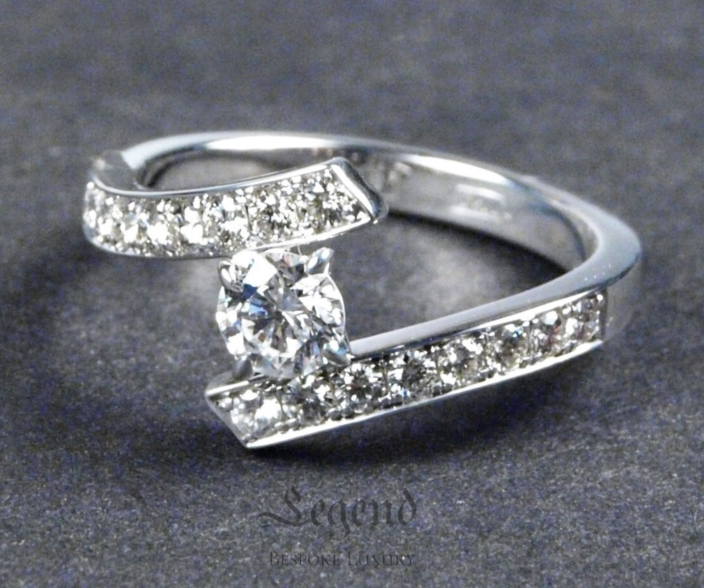 Bespoke Luxury Rings by Legend Helsinki-Your choice of metal, design, gemstones