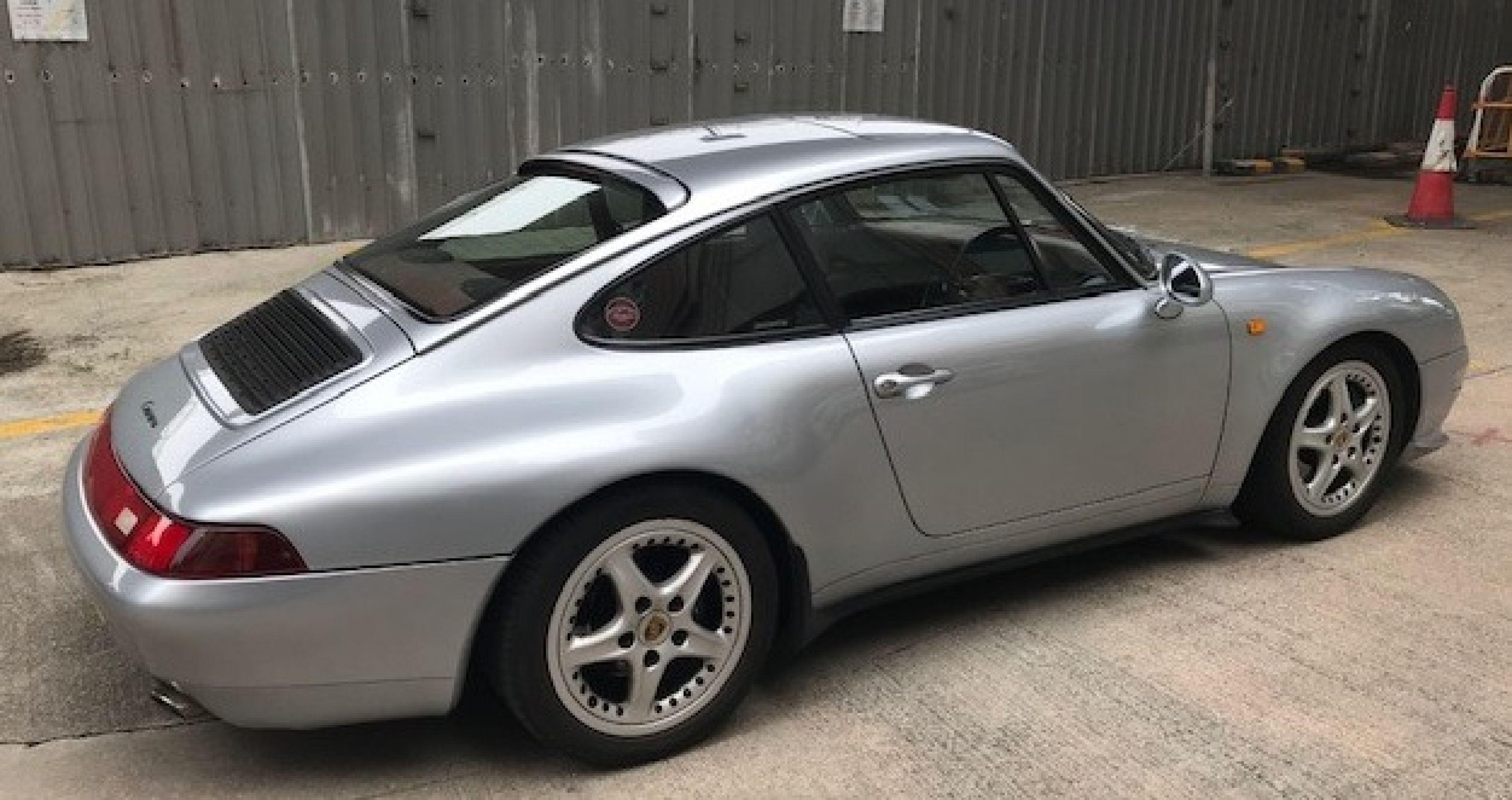 1994 Porsche 911 Carrera Coupe