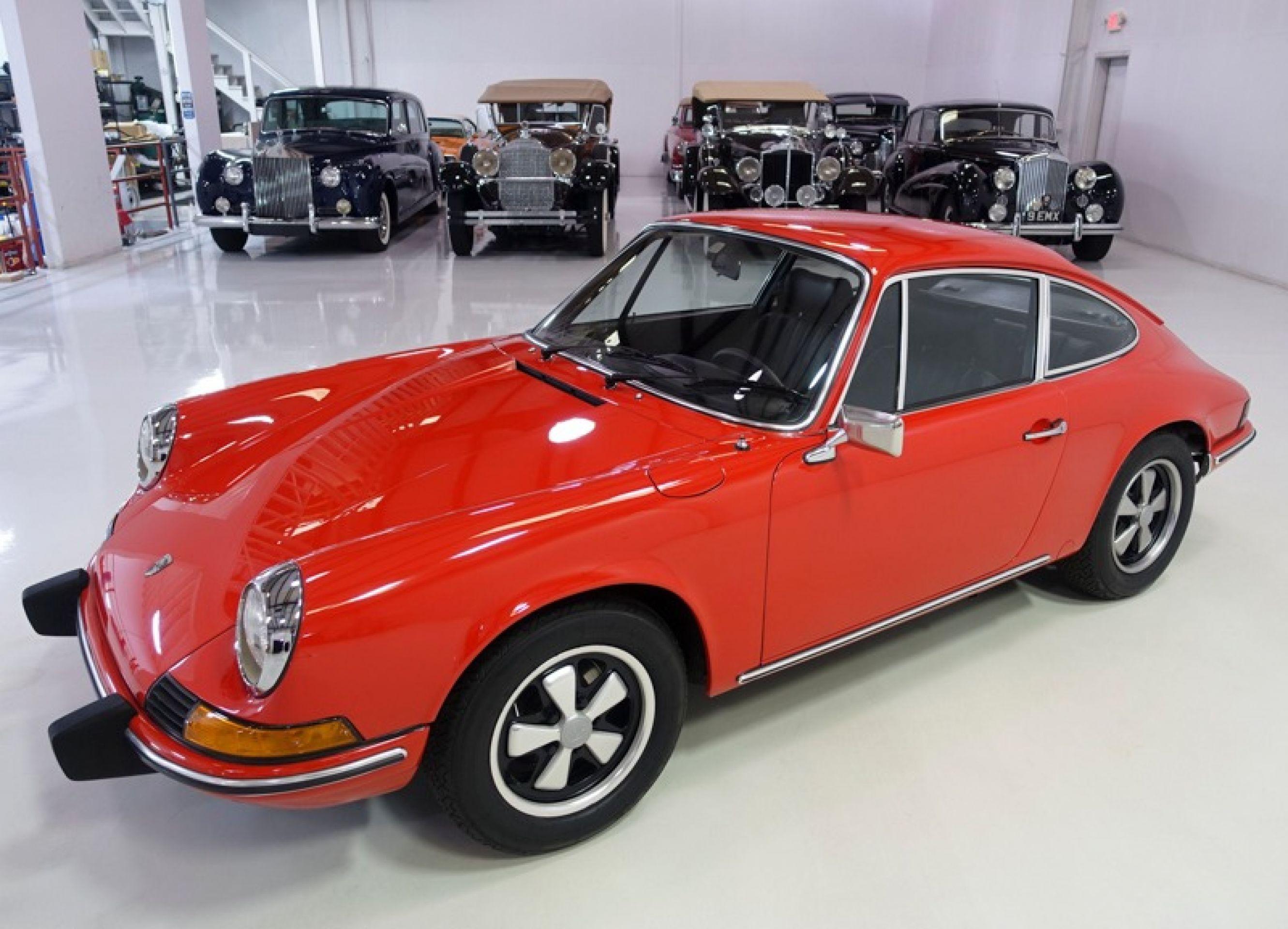 1973½ Porsche 911T 2.4 Coupe