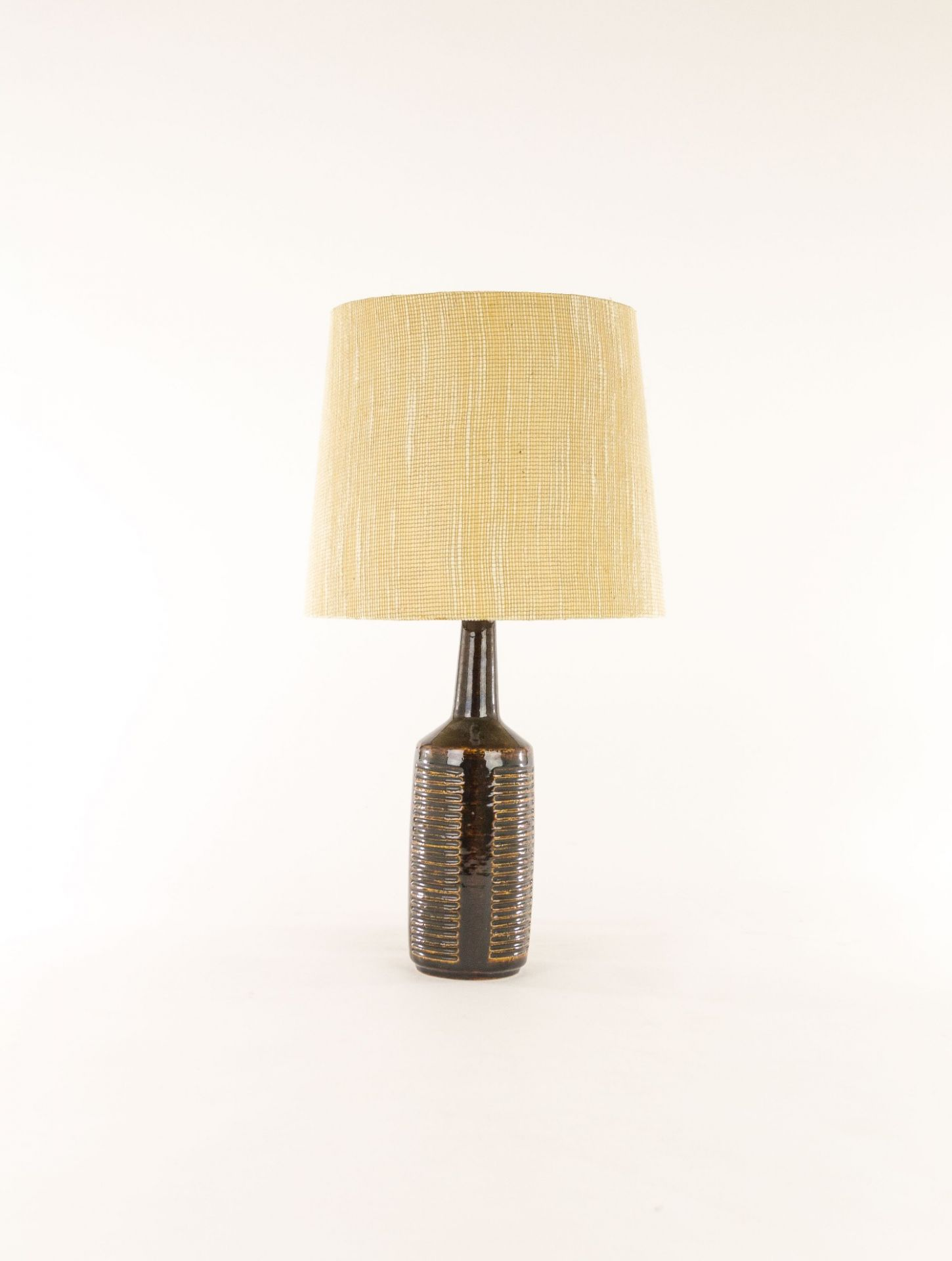 Collection Palshus table lamps model DL/30 by Annelise and Per Linnemann-Schmidt