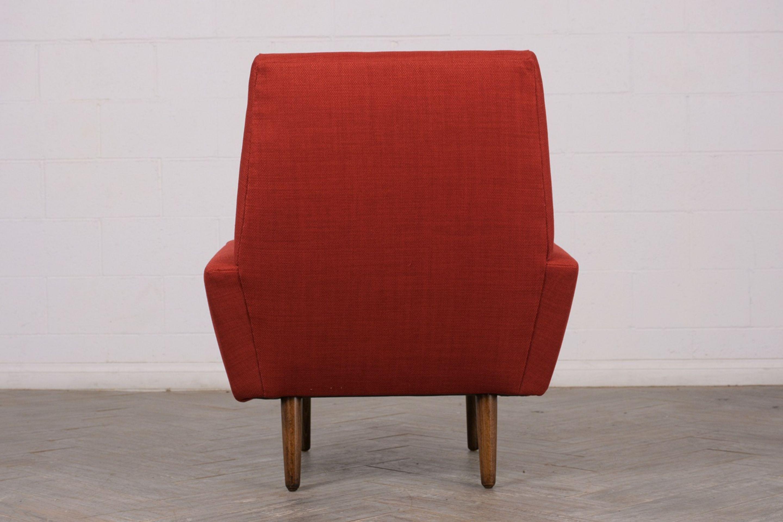 Kurt Ostervig Danish Style Lounge Chair C-7721