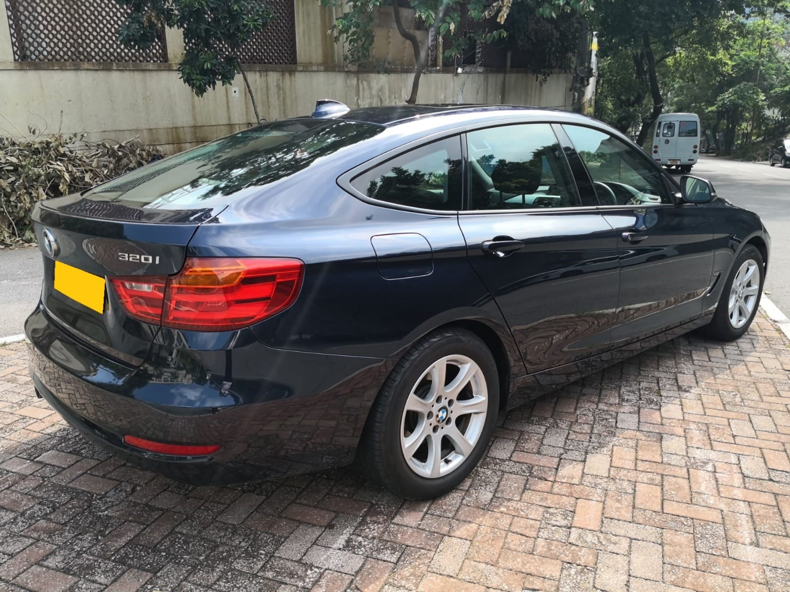 2013 BMW 320GT
