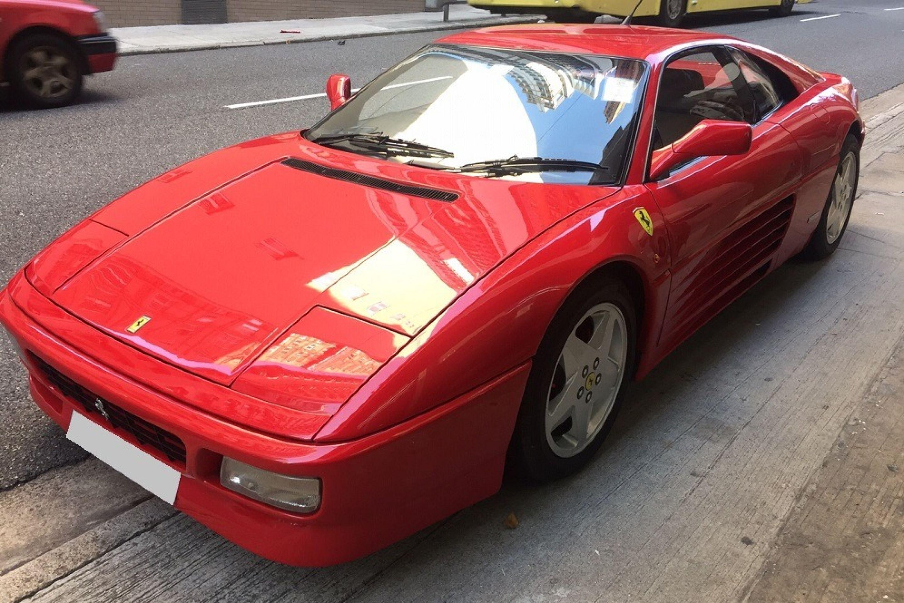 1991 Ferrari F348