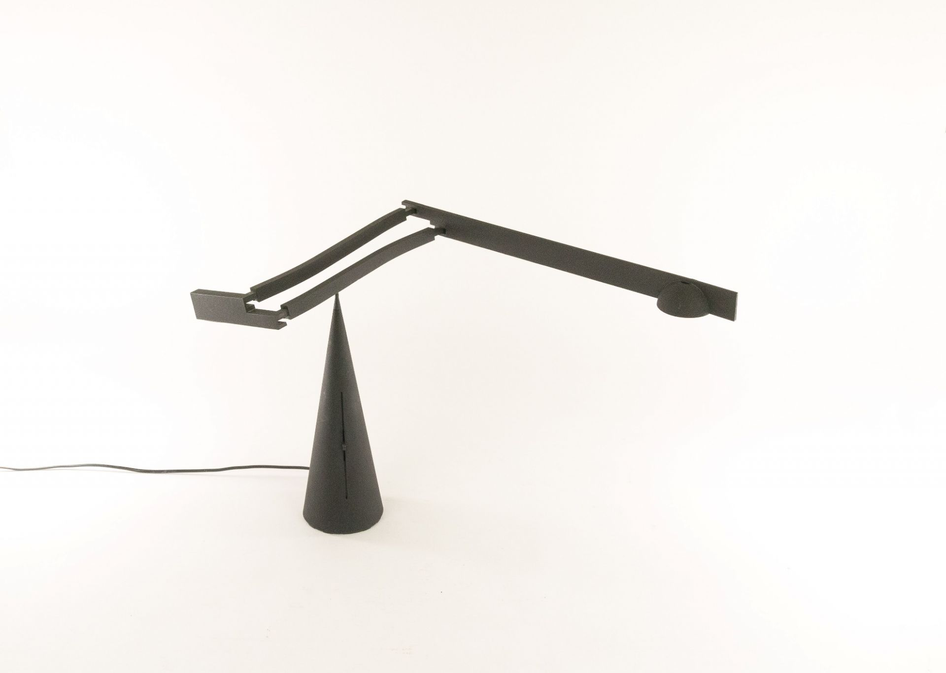 Tabla Table lamp by Mario Barbaglia and Marco Colombo for Italiana Luce, 1980s