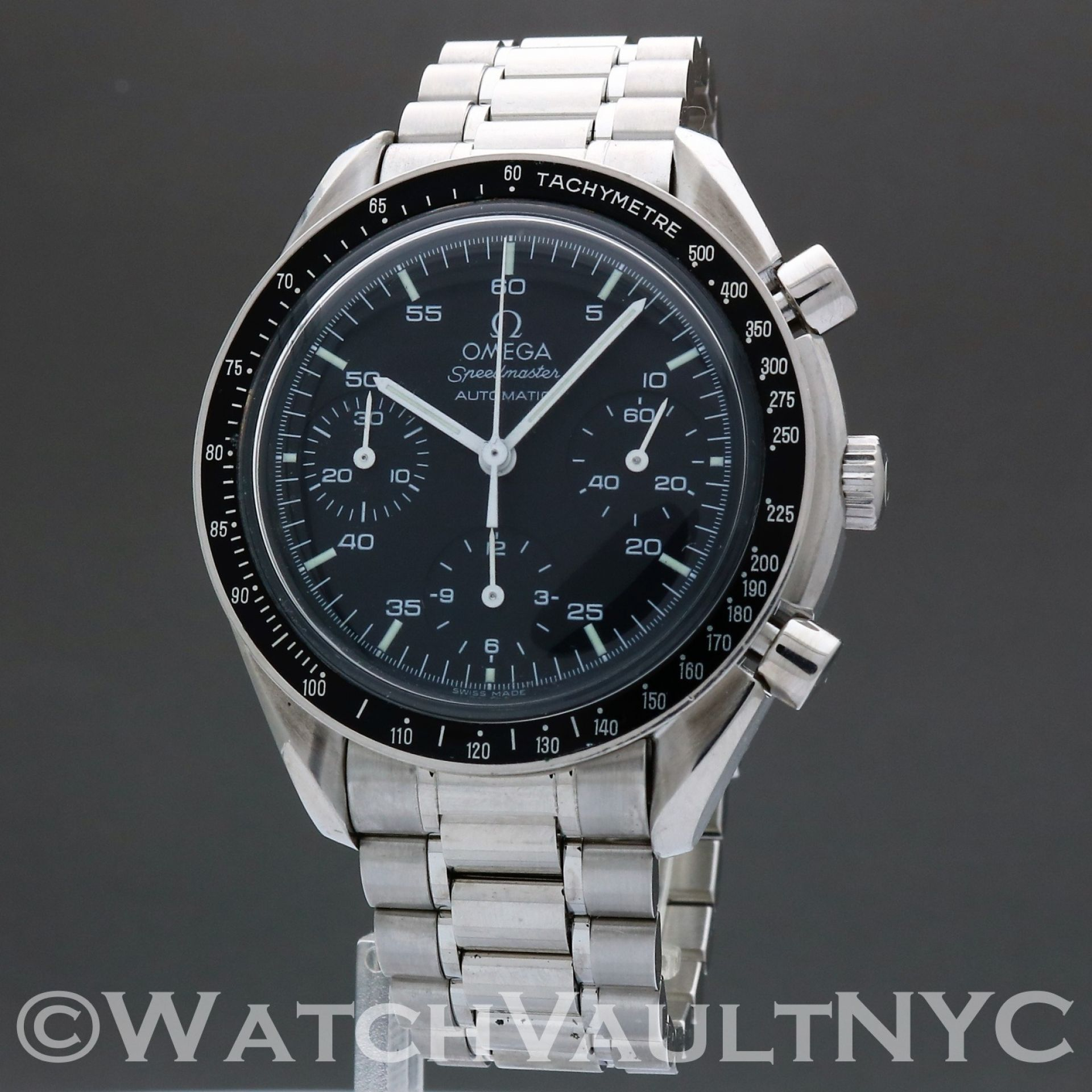 Omega Speedmaster Reduced 3510.50 39mm Auto PC107