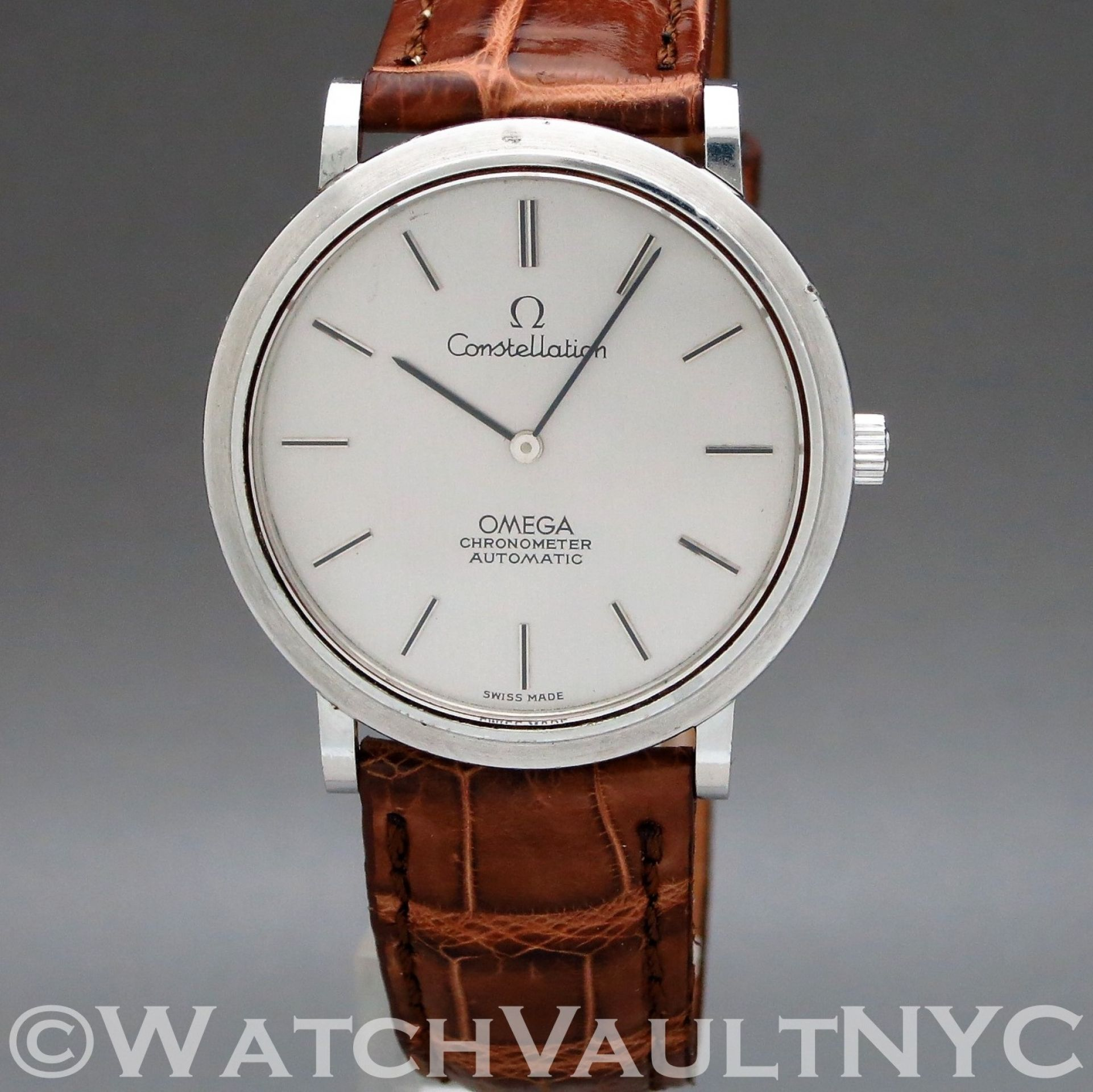 Omega Constellation 157.0001 1972 Vintage 34mm Auto RF303