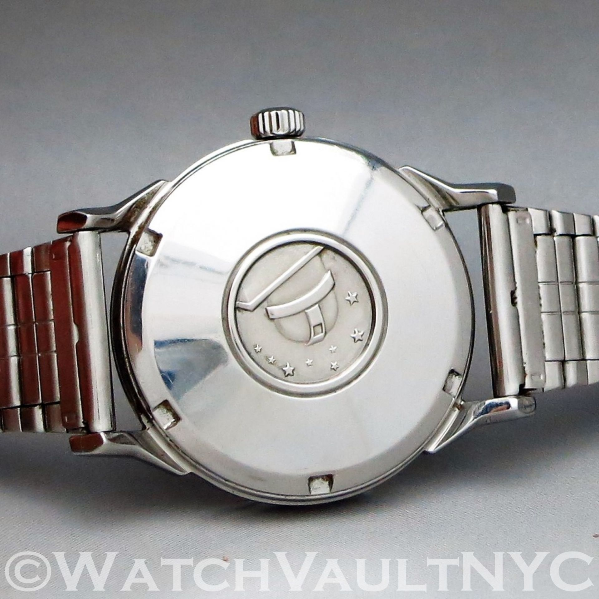 Omega Constellation Calendar 168.005 Pie Pan 1972 Vintage 34mm Auto RF304