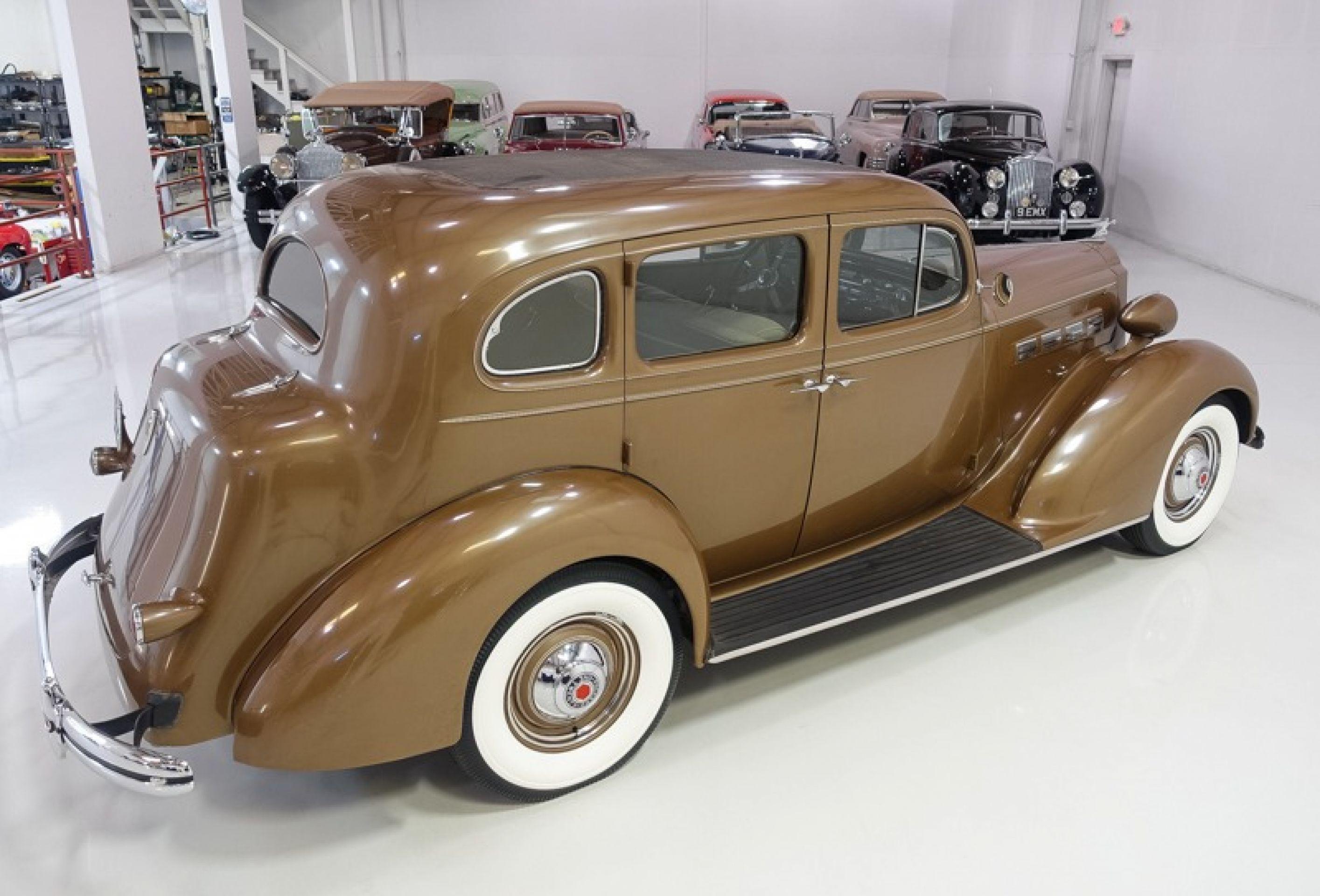 1937 Packard 120 Touring Sedan