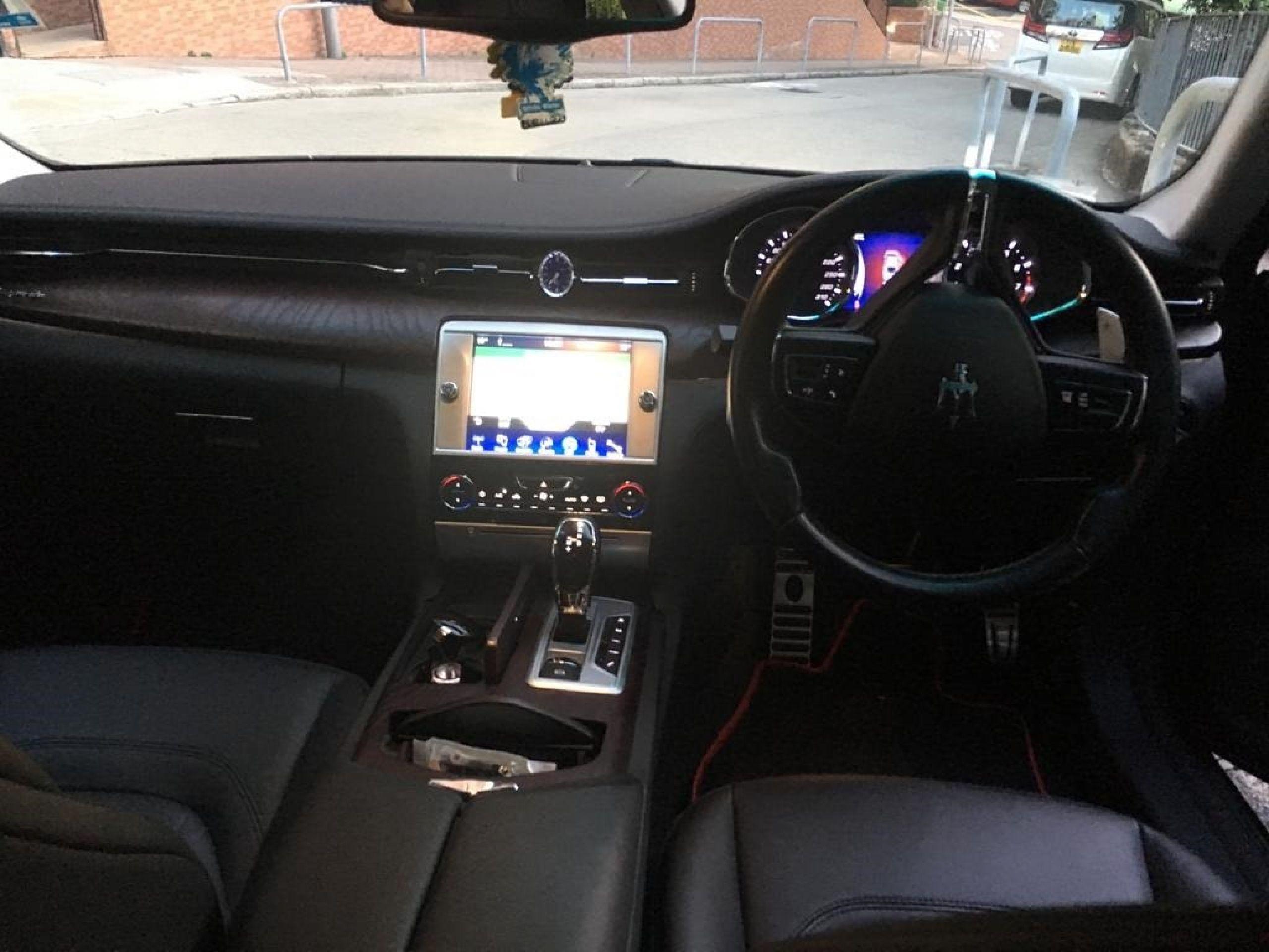 2015 Maserati Quarttroporte