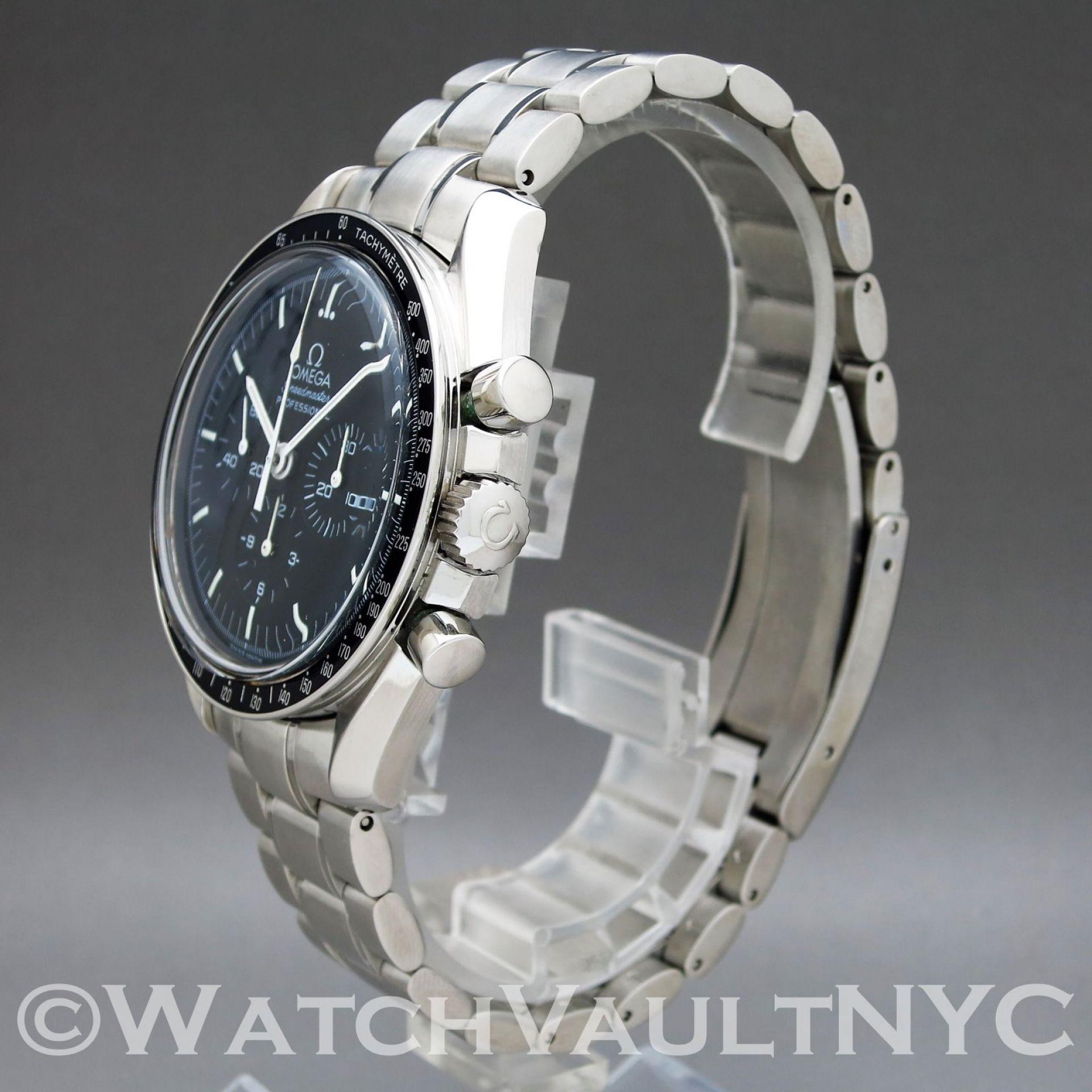 Omega Speedmaster Professional Moonwatch 3560.50 30th Anniverary Apollo XI RH102