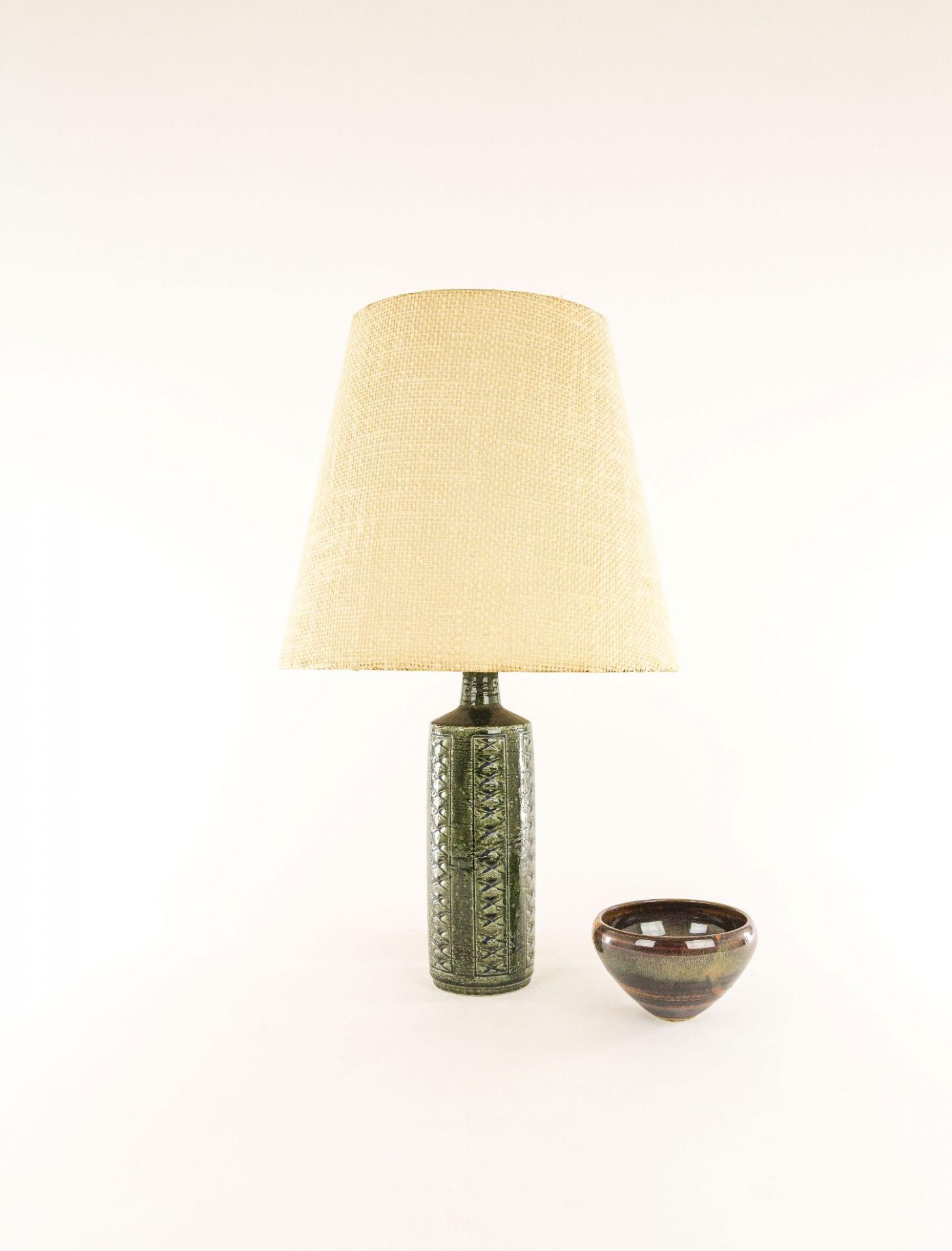 Palshus table lamp model DL/27 by Annelise and Per Linnemann-Schmidt, 1960s