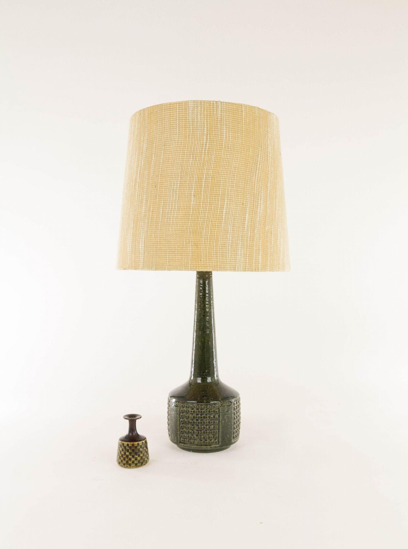 Palshus table lamp model DL/35 by Annelise and Per Linnemann-Schmidt, 1960s