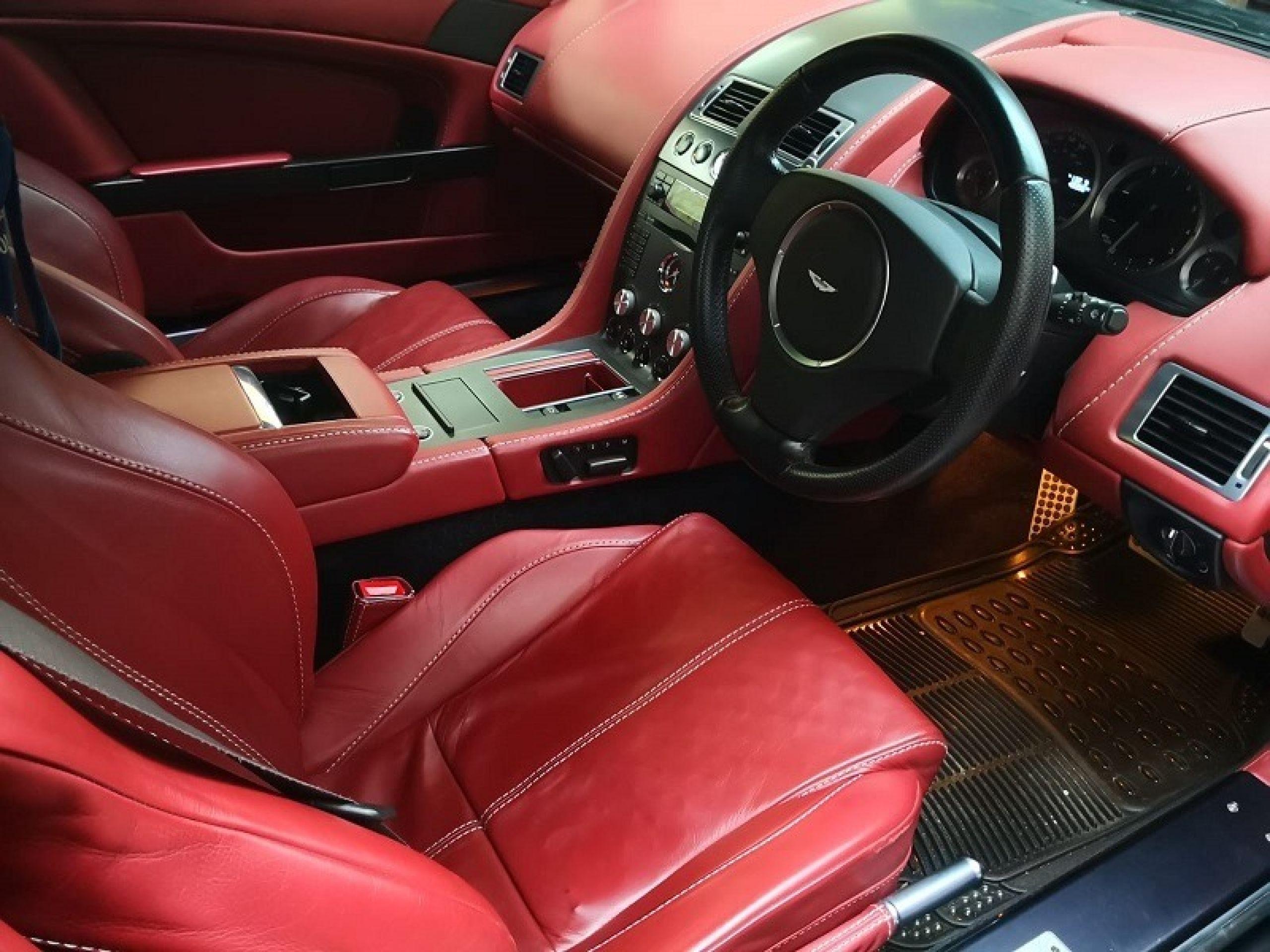2007 Aston Martin Vantage V8