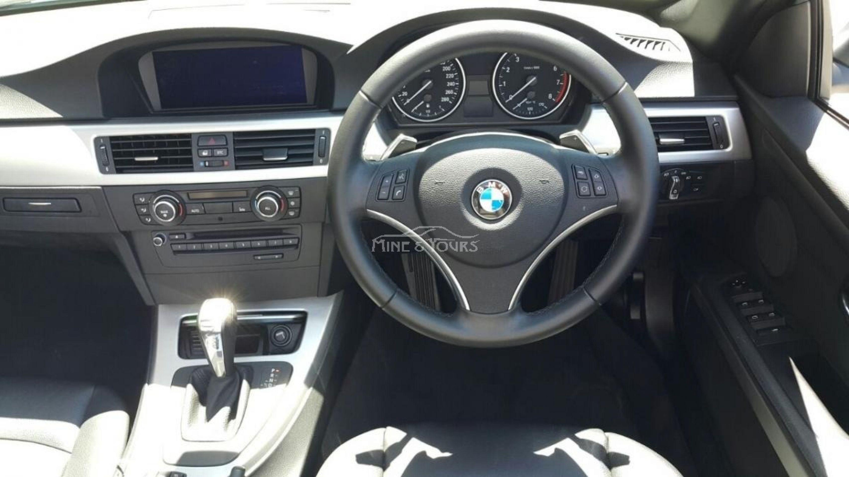 2010 BMW 323IA Cabrio Facelift