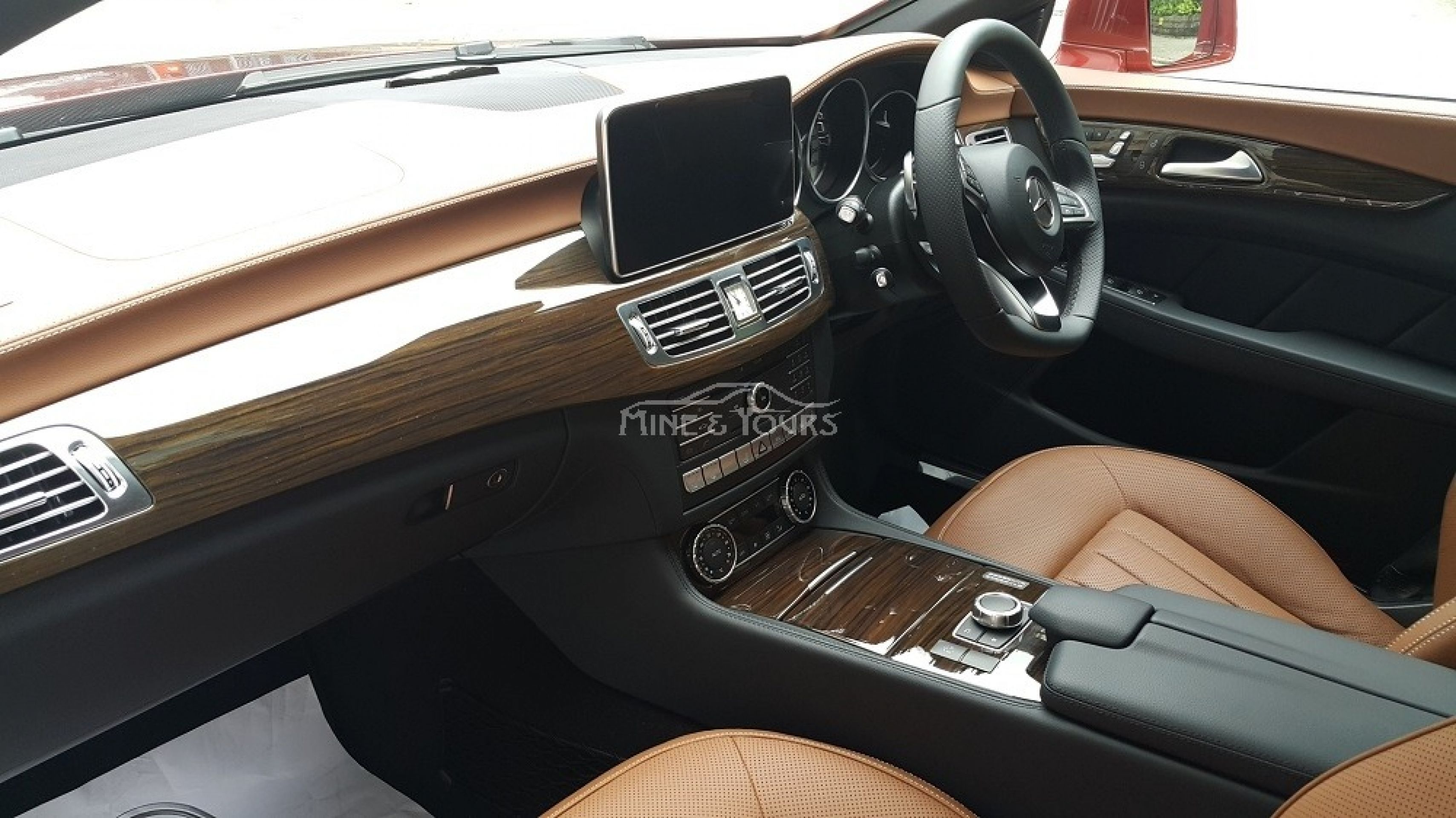 2015 Mercedes Benz CLS400 Shooting Brake