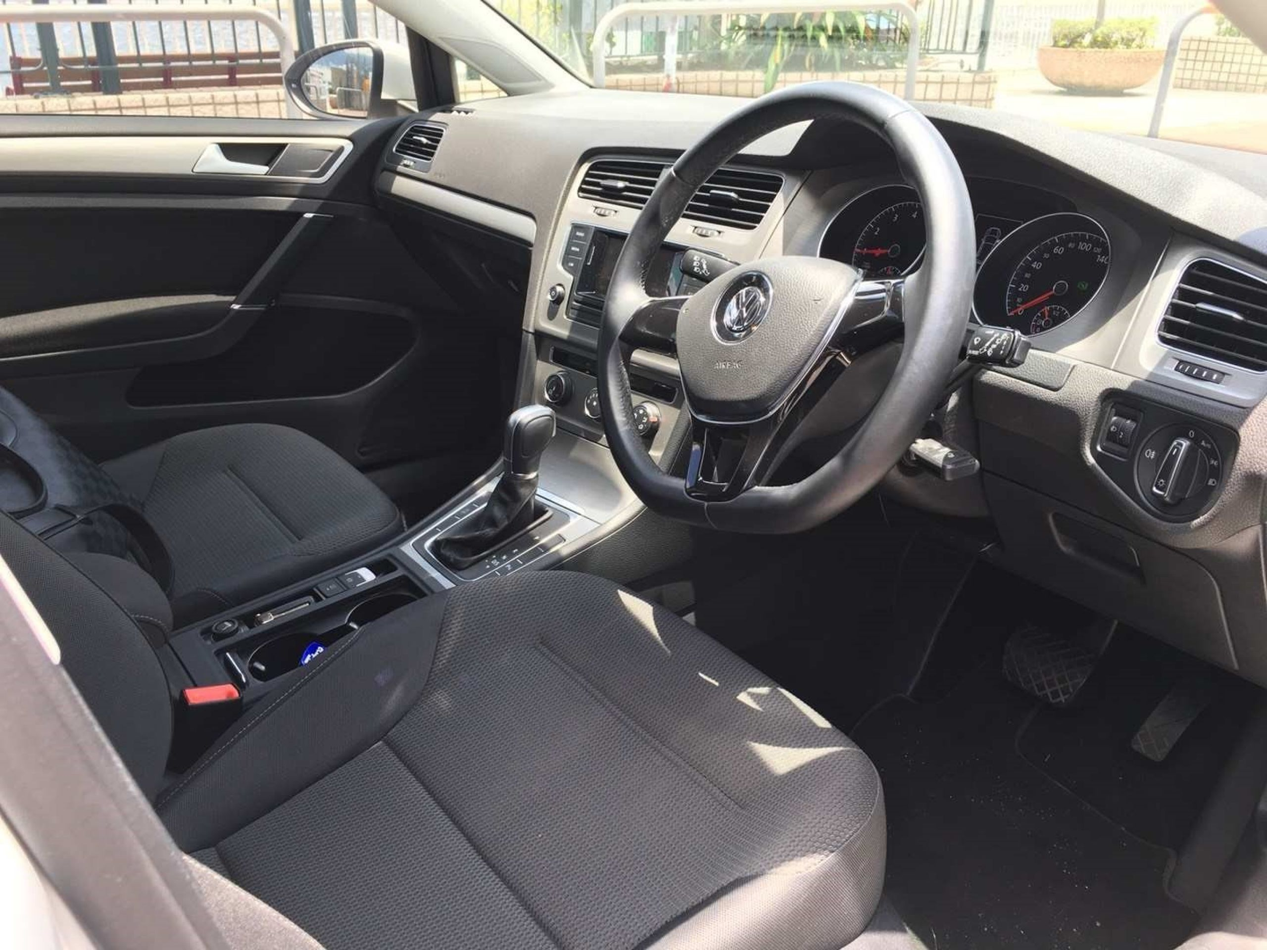 2014 Volkswagen Golf 1.4 TSI MK7
