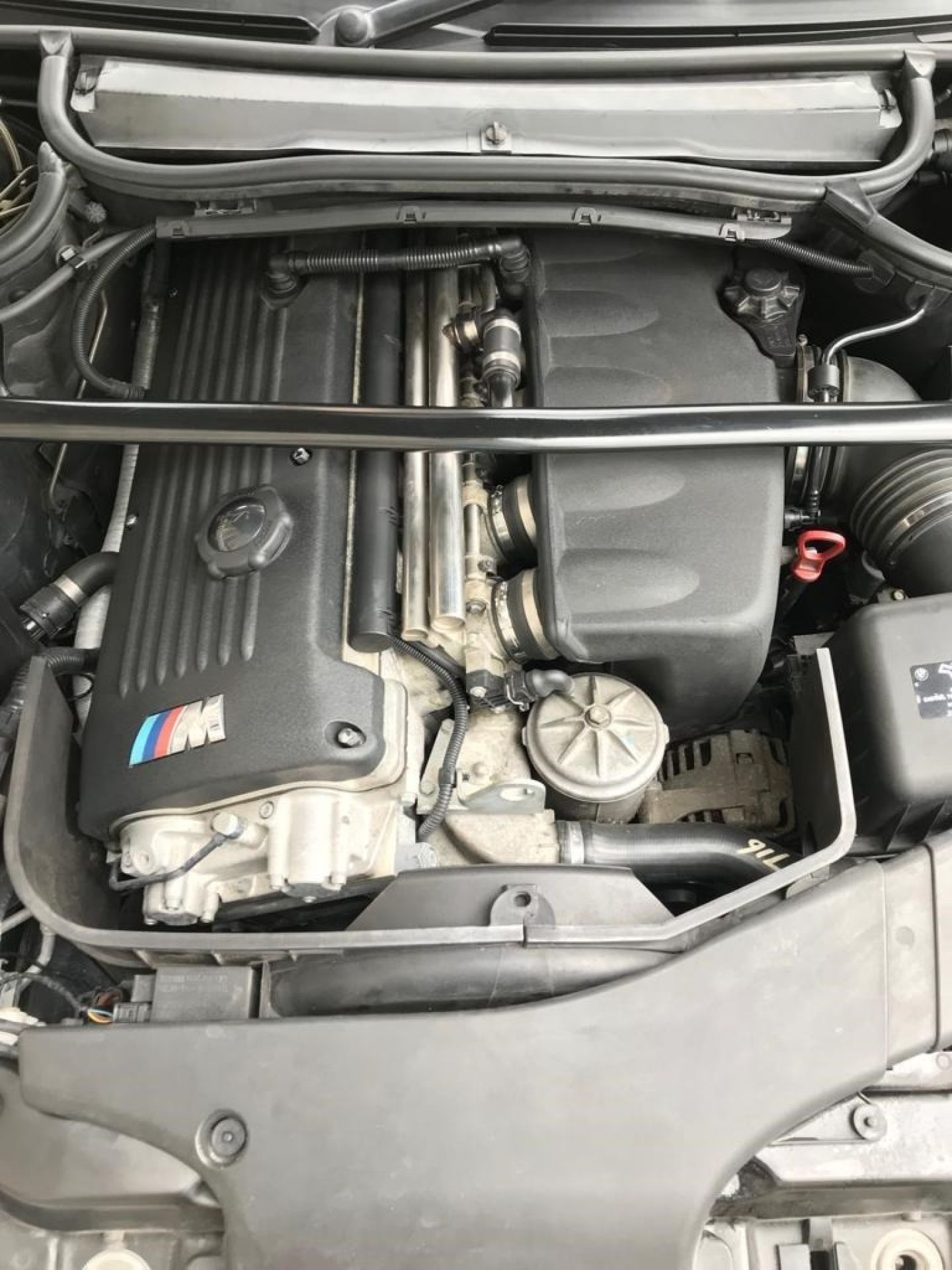2004 BMW E46 M3 Convertible SMG
