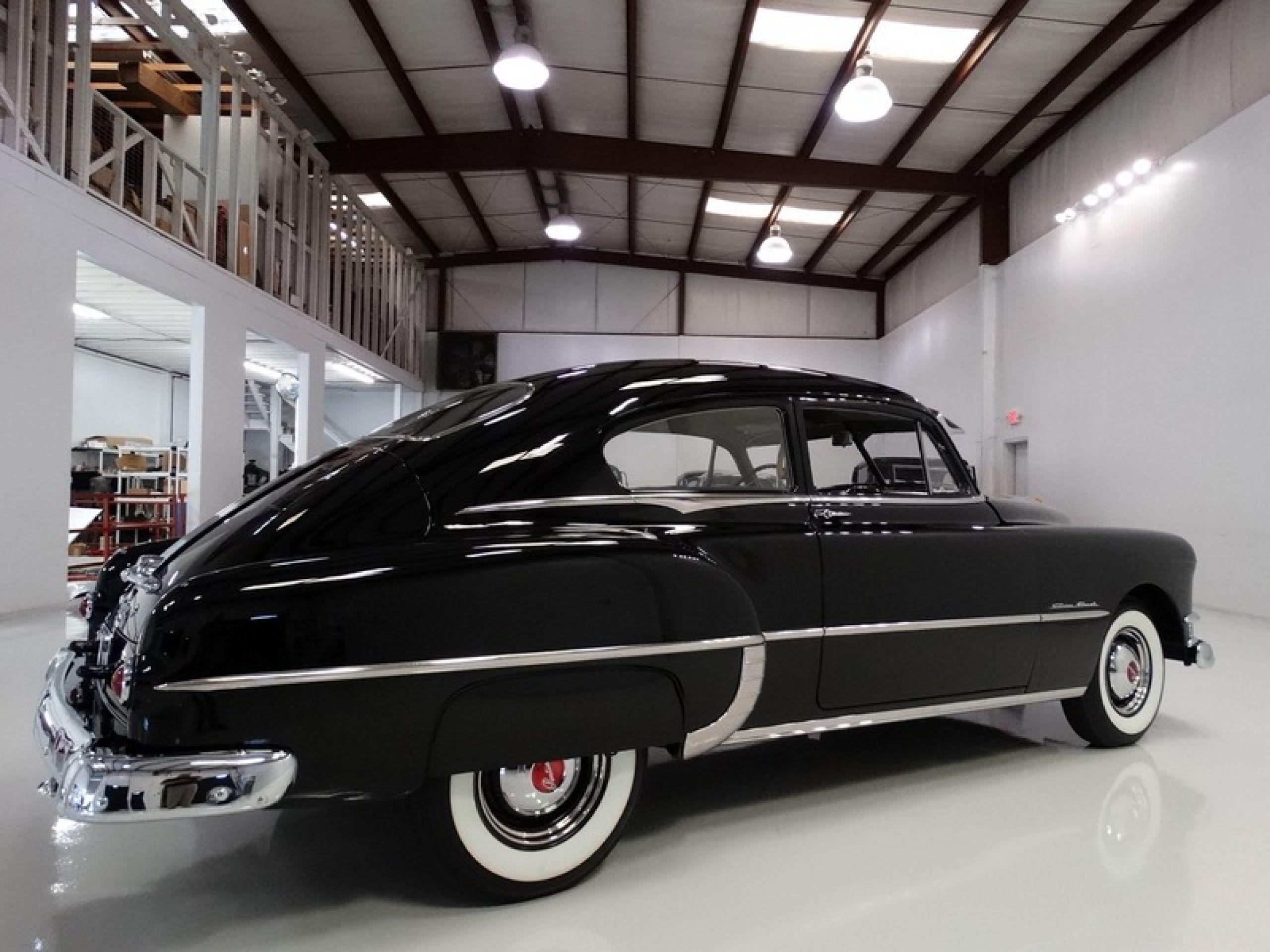 1950 Pontiac Streamliner Silver Streak Deluxe Coupe