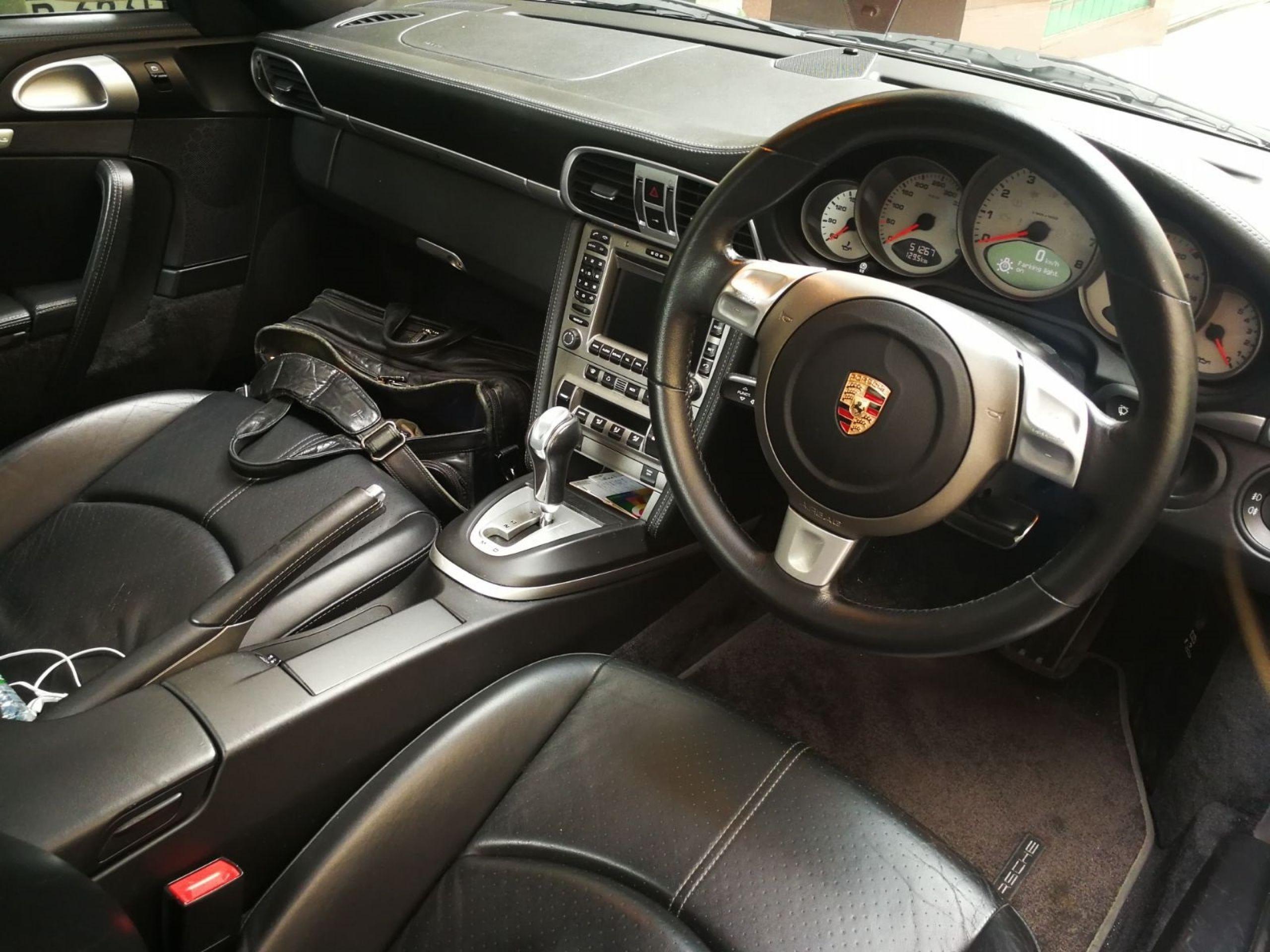 2007 Porsche 911 997 Targa 4S
