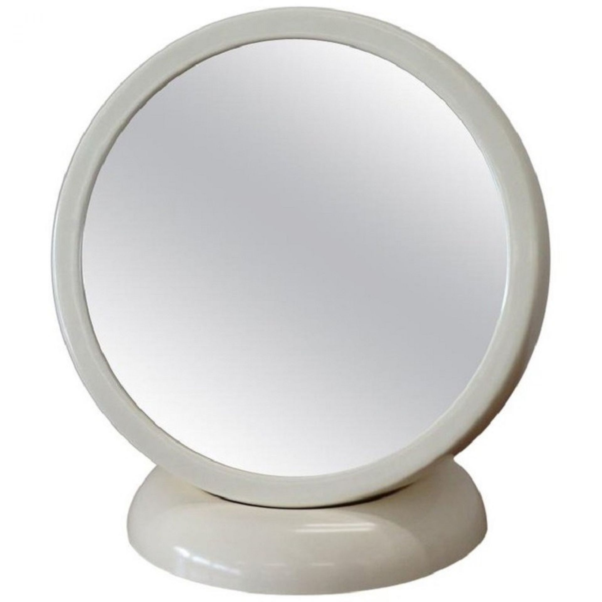 20th Century Italian Design Table Mirror in Fiberglass by Filippo Panseca, 1968s