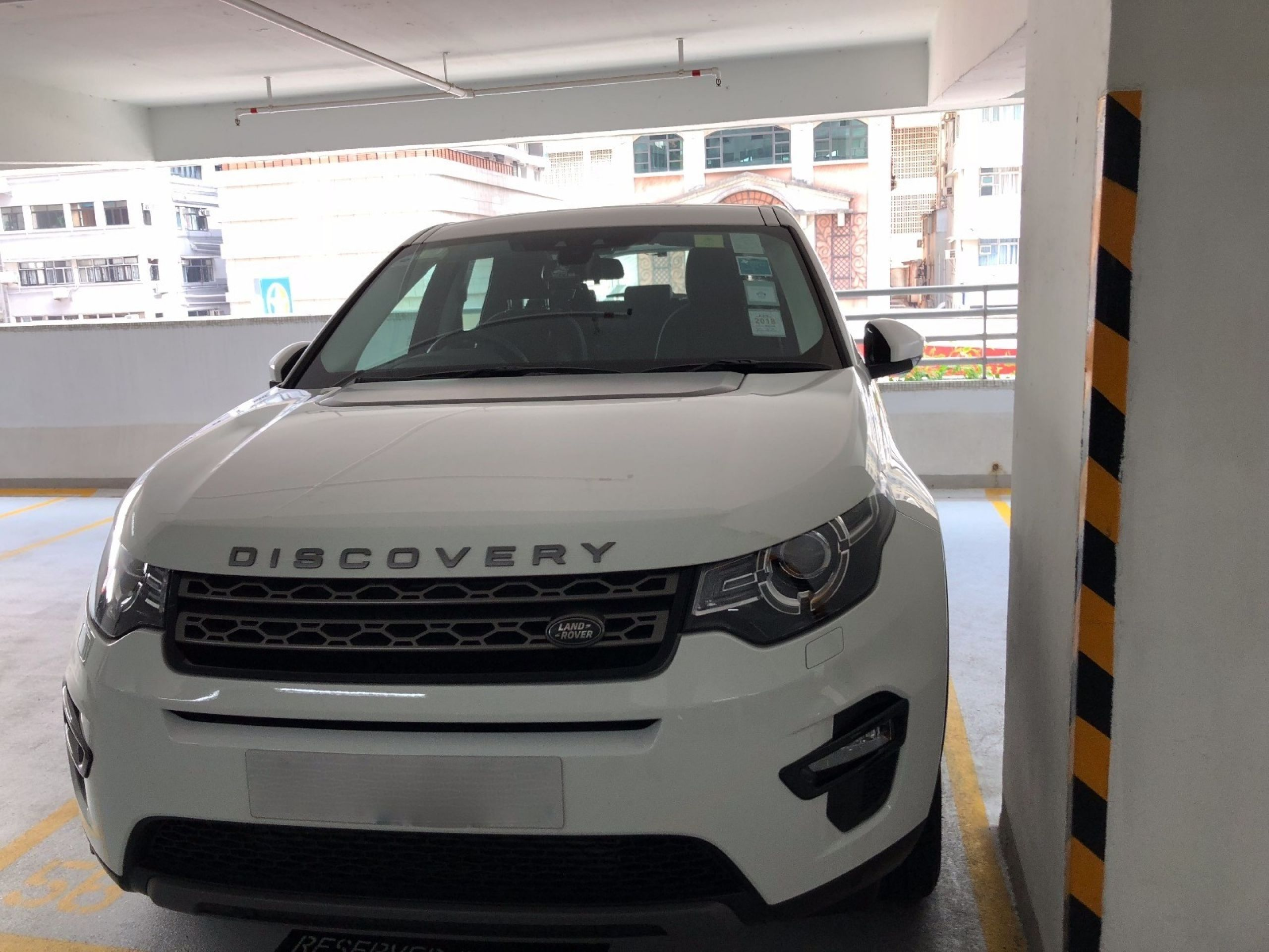 2015 Land Rover Discovery Sport 2.0 SE