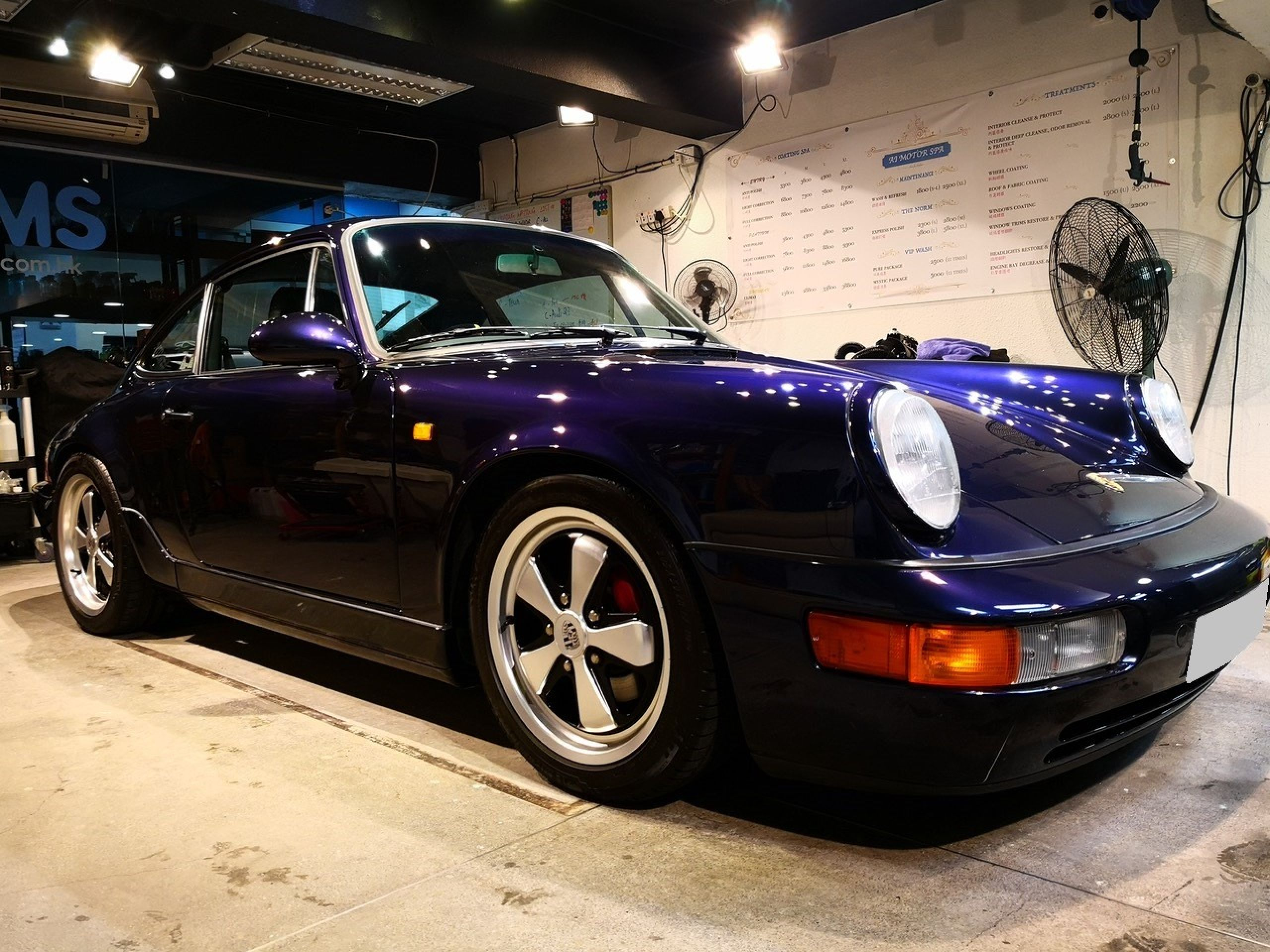 1992 Porsche 	964 C2 Carrera Coupe